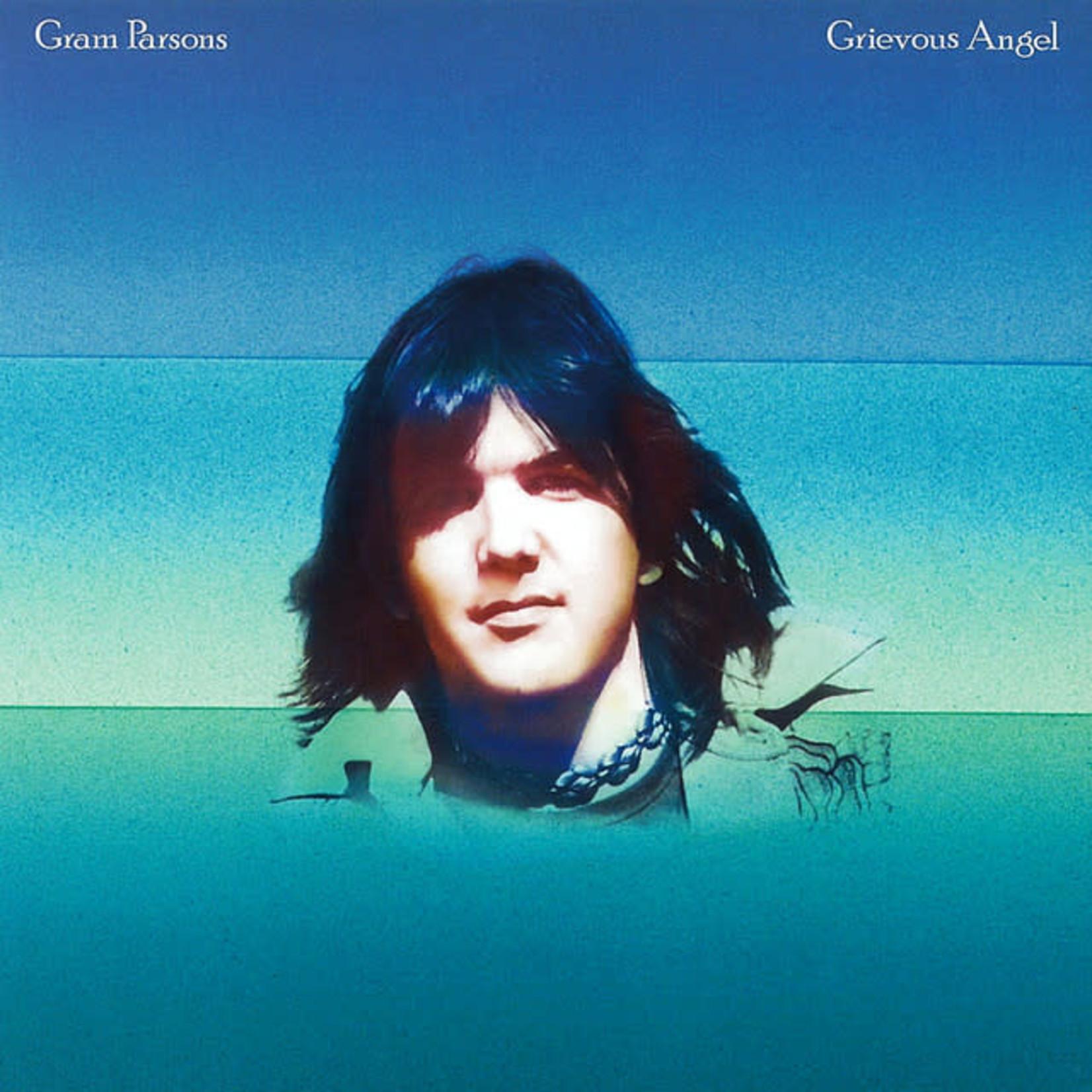 Vinyl Gram Parsons - Grievous Angel