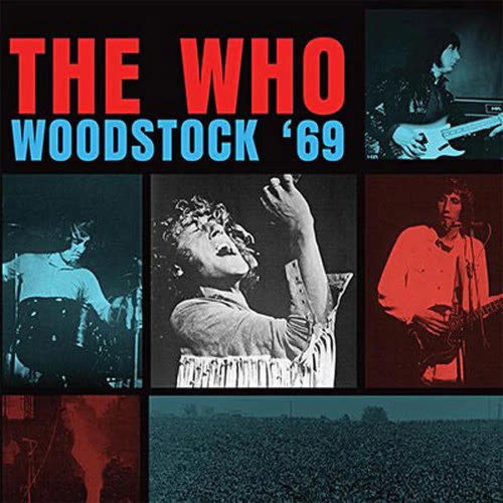 Vinyl The Who - Woodstock '69