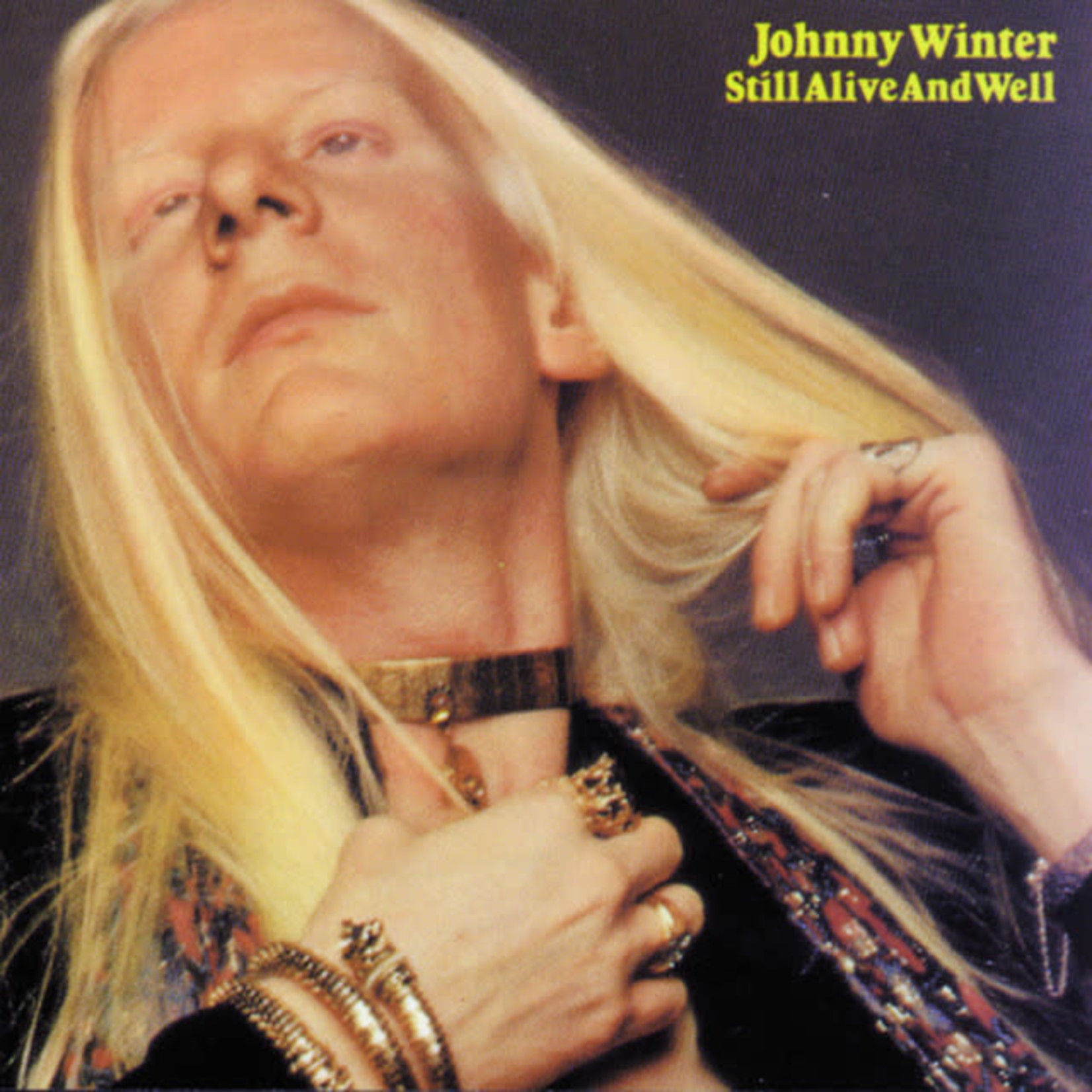 Vinyl Johnny Winter - Still Alive & Well