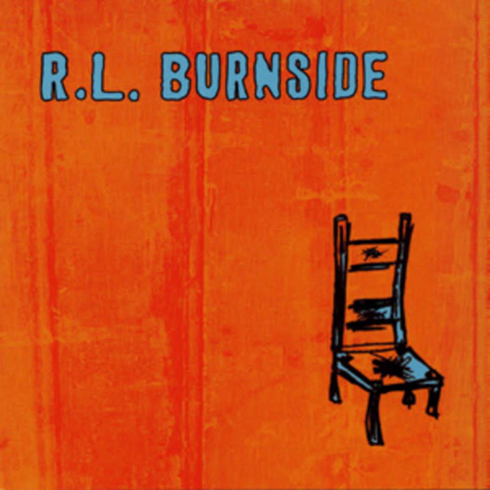 Vinyl R. L. Burnside - Wish I Was In Heaven