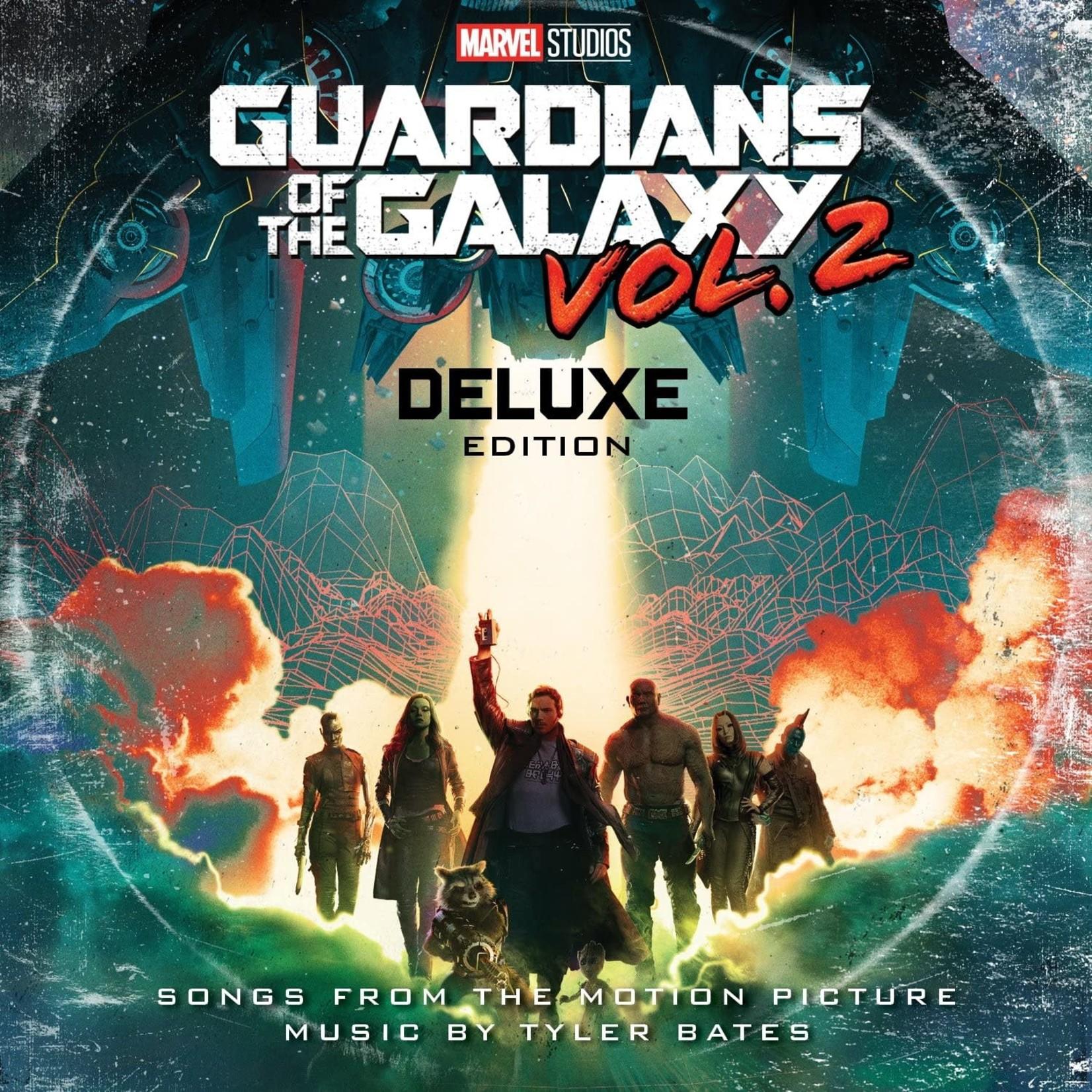 Vinyl Guardians of the Galaxy Vol.2 (Deluxe Edition) - Soundtrack