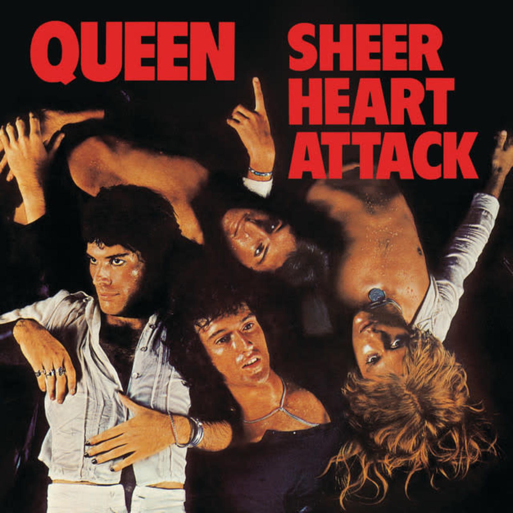 Vinyl Queen - Sheer Heart Attack