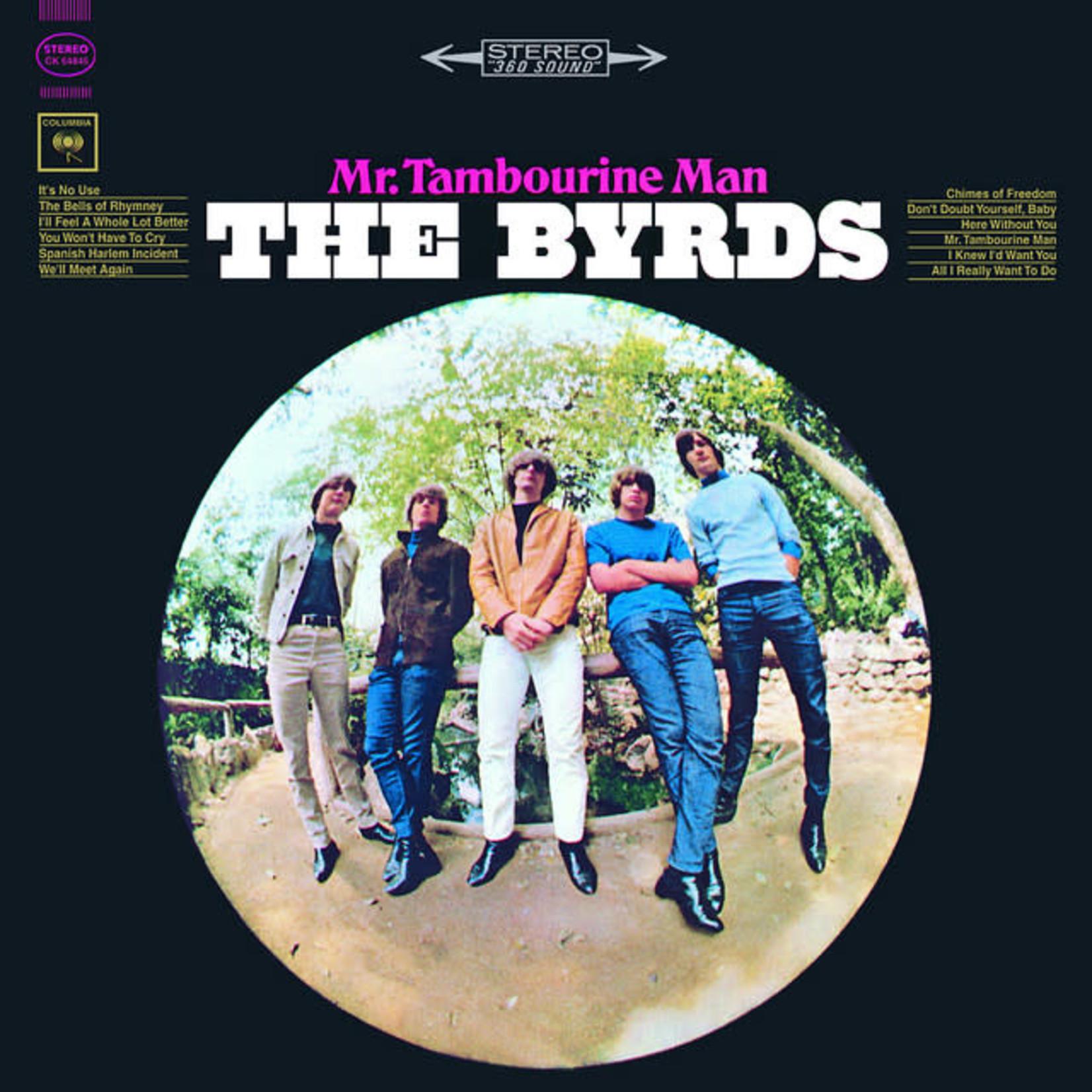 Vinyl The Byrds - Mr. Tambourine Man