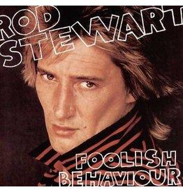 Vinyl Rod Stewart - Foolish Behaviour
