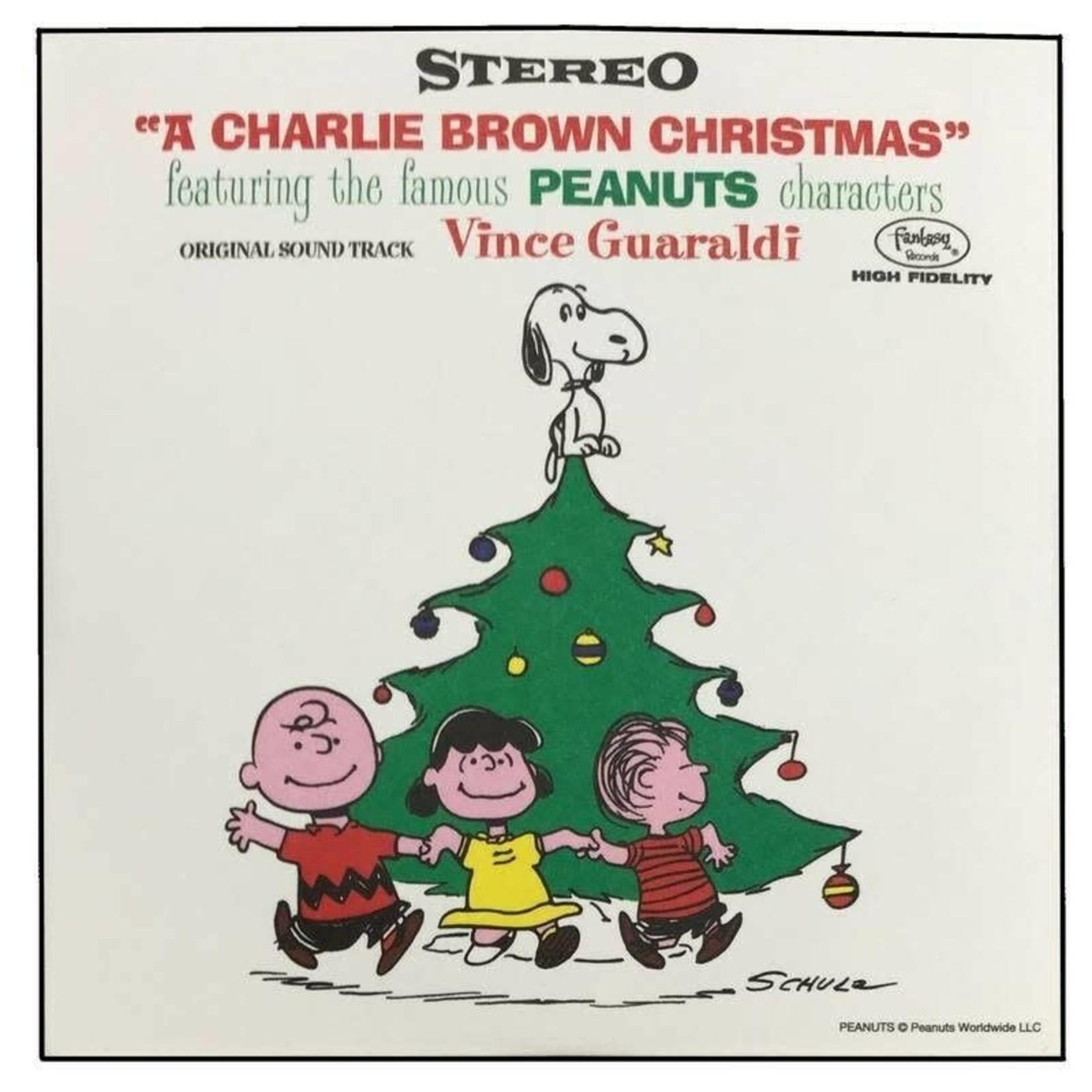 "Vinyl Charlie Brown Christmas - ""3"" Inch Vinyl Set  $$"