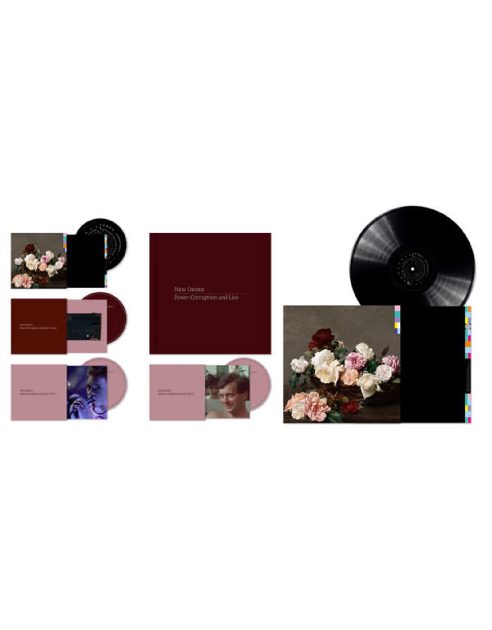 Vinyl Power Corruption and Lies (Definitive Edition)