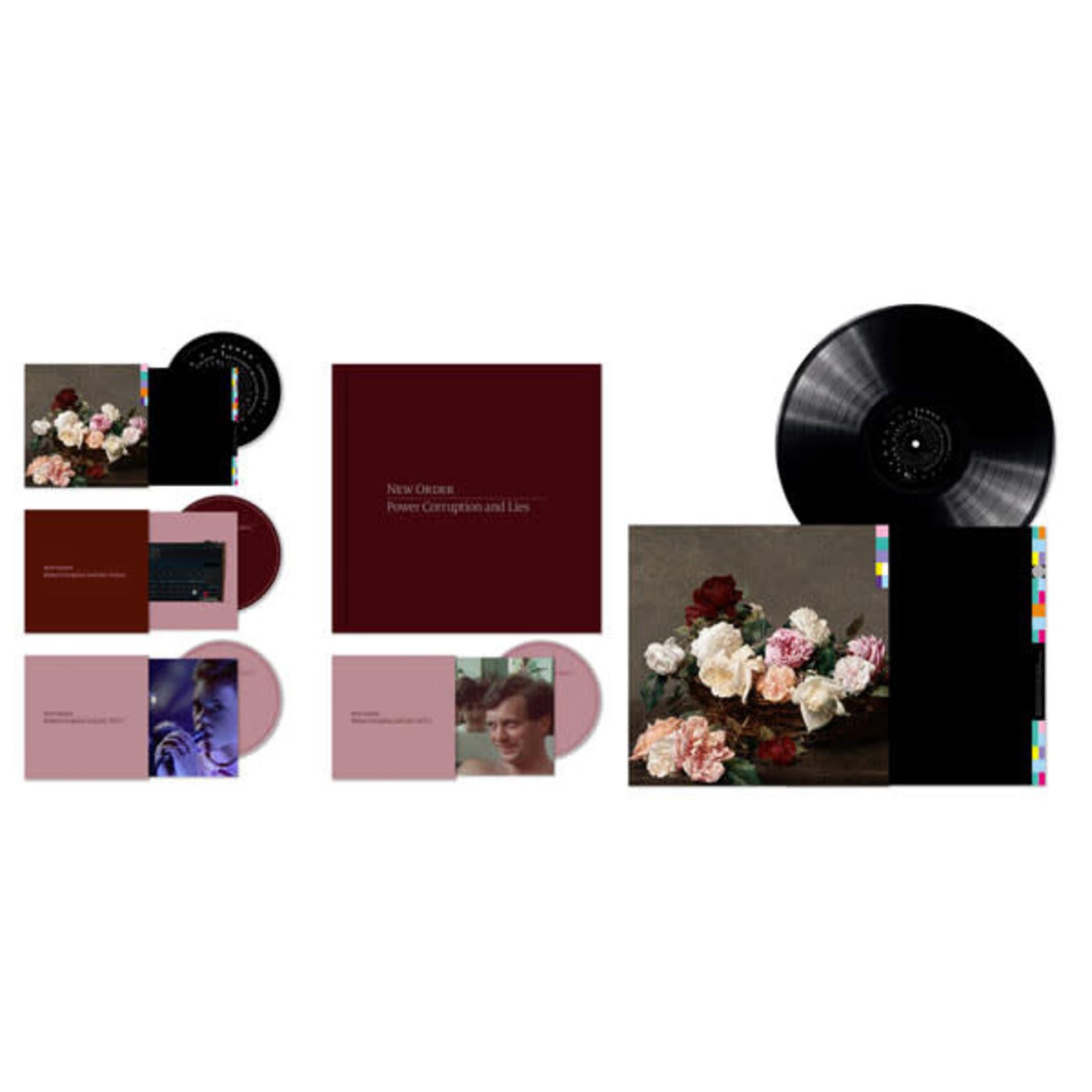 Vinyl Power Corruption and Lies (Definitive Edition)