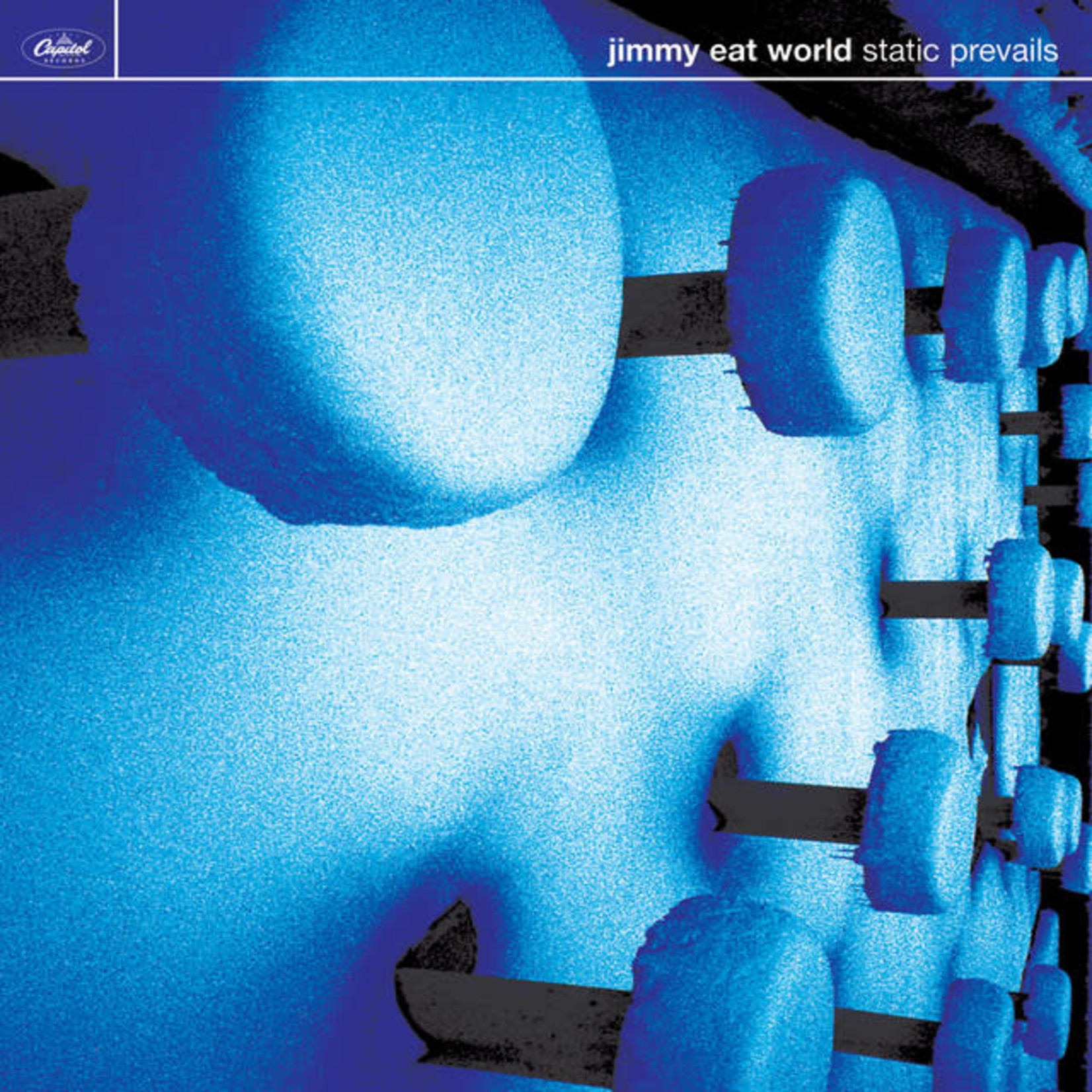 Vinyl Jimmy Eat World - Static Prevails