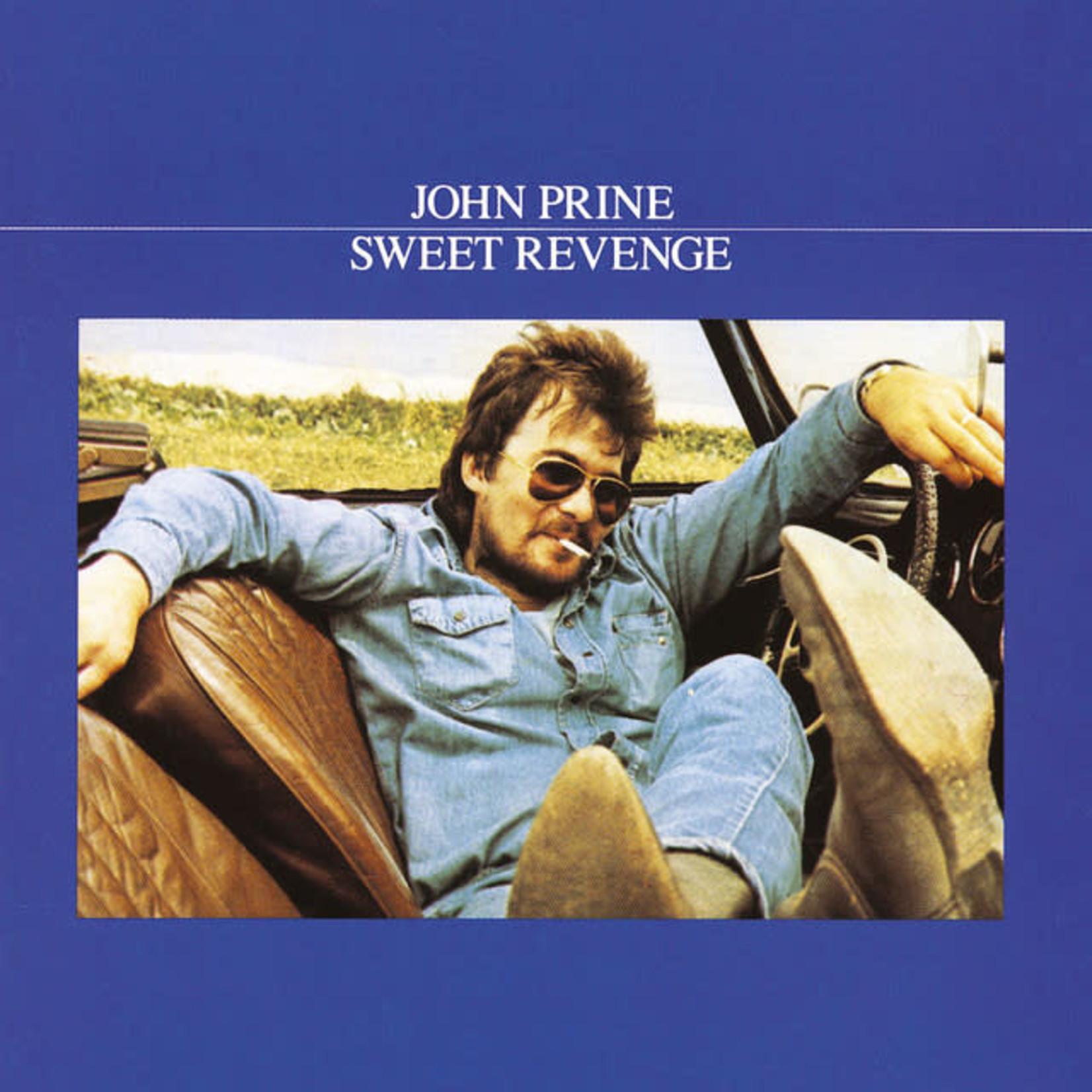 Vinyl John Prine - Sweet Revenge