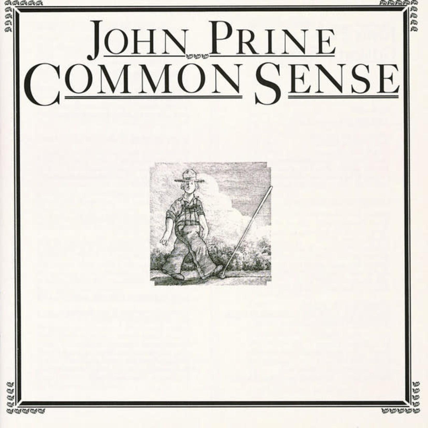Vinyl John Prine - Common Sense