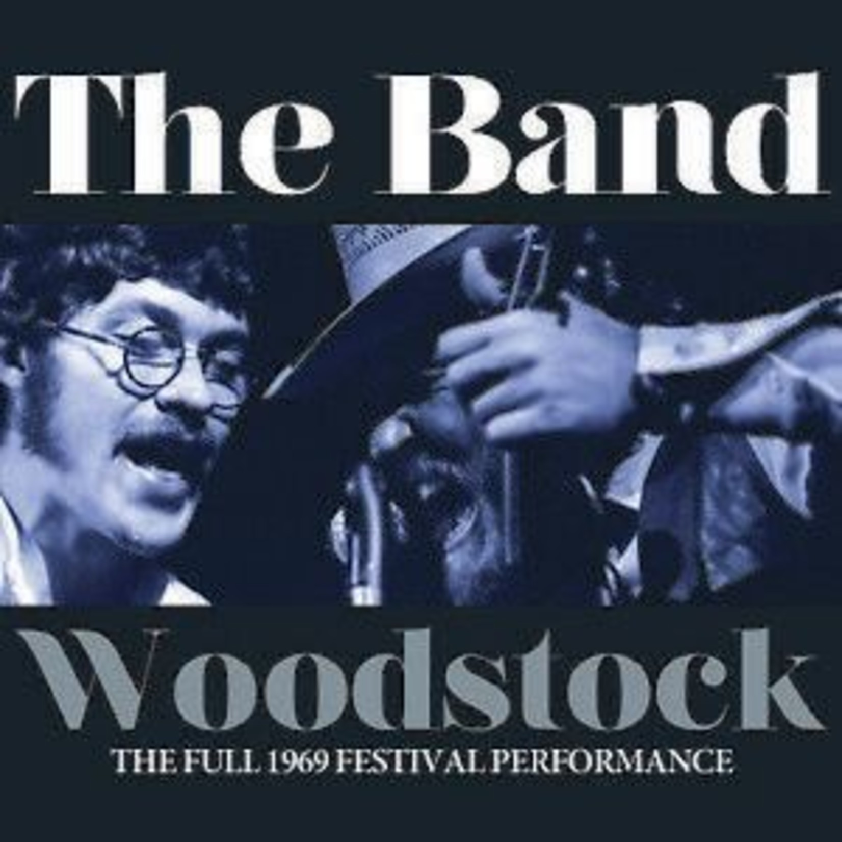 Vinyl The Band - Live At Woodstock