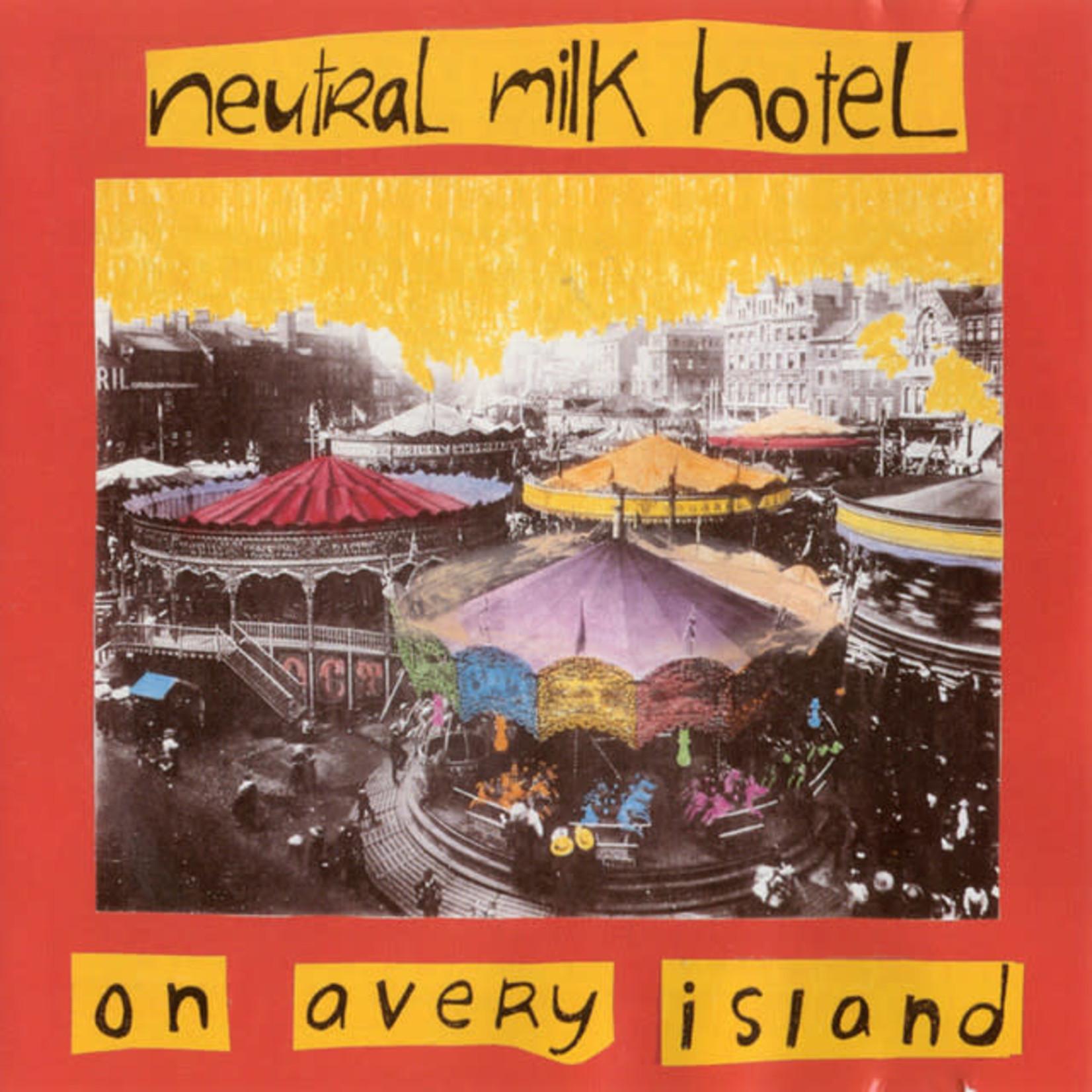 Vinyl Neutral Milk Hotel - On Avery Island