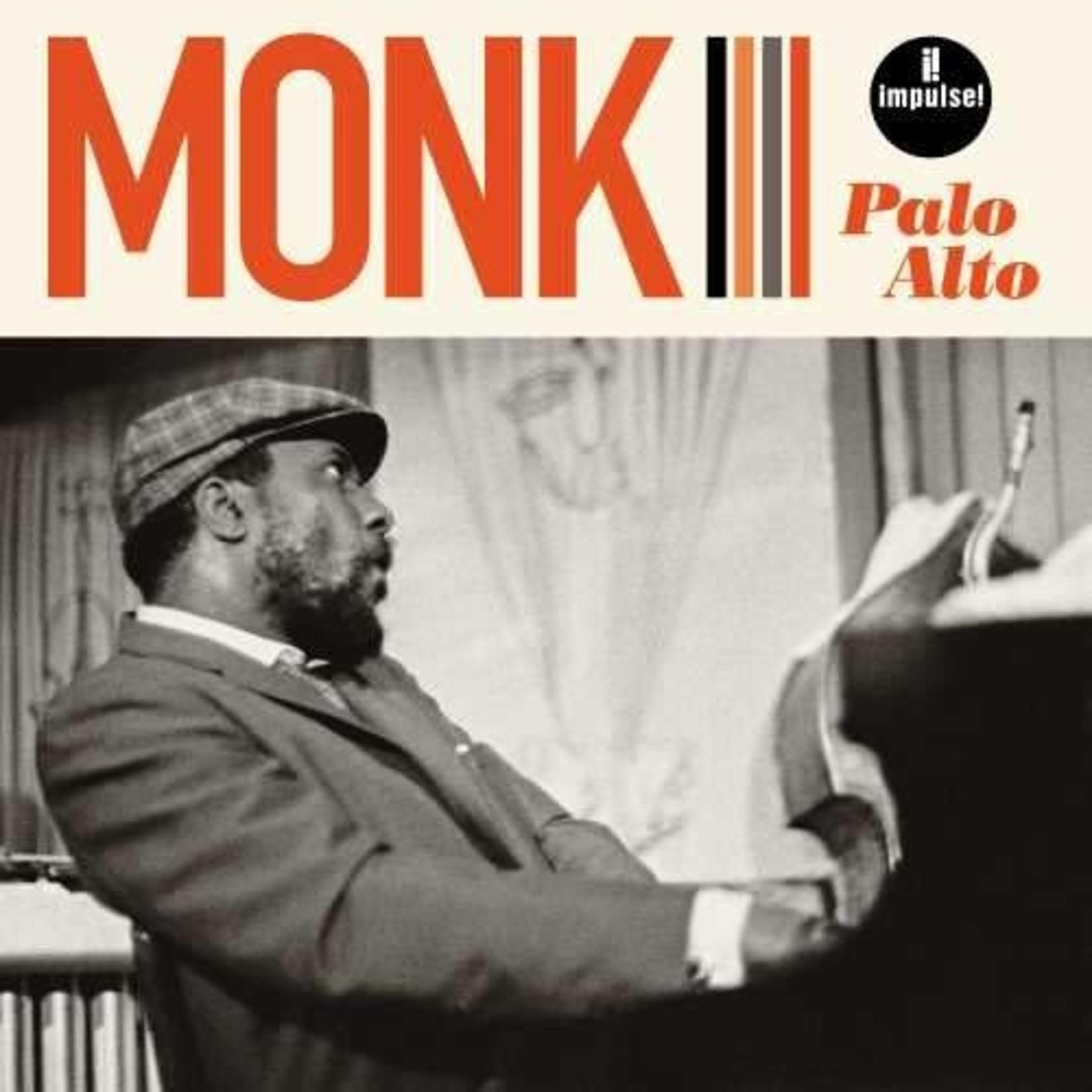 Vinyl Thelonious Monk - Palo Alto