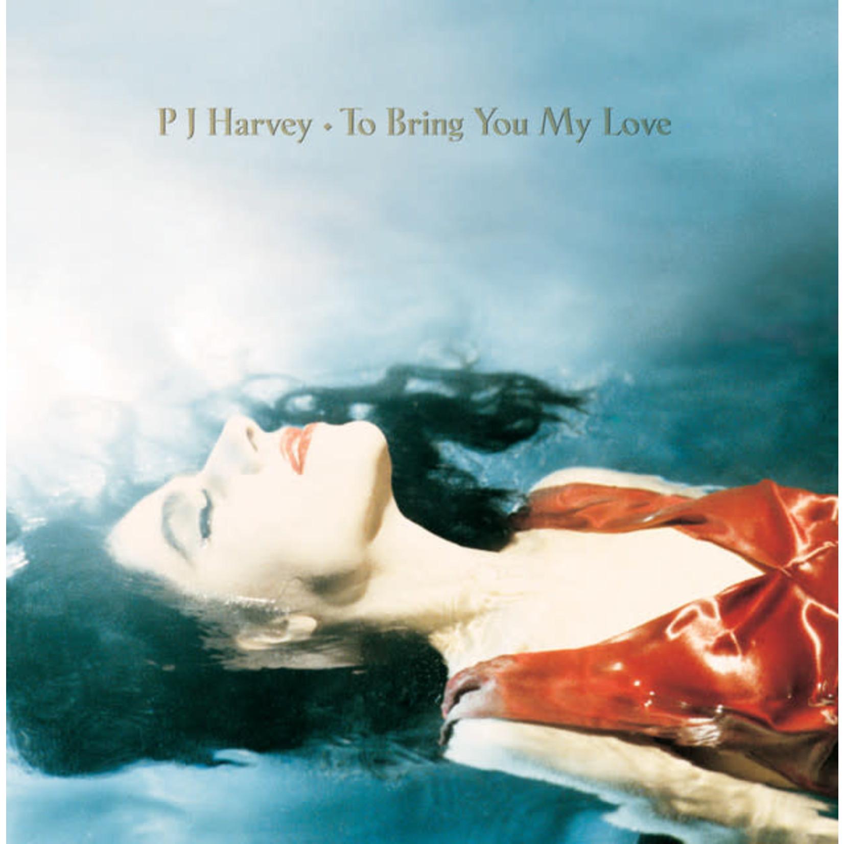 Vinyl P J Harvey - To Bring You My Love