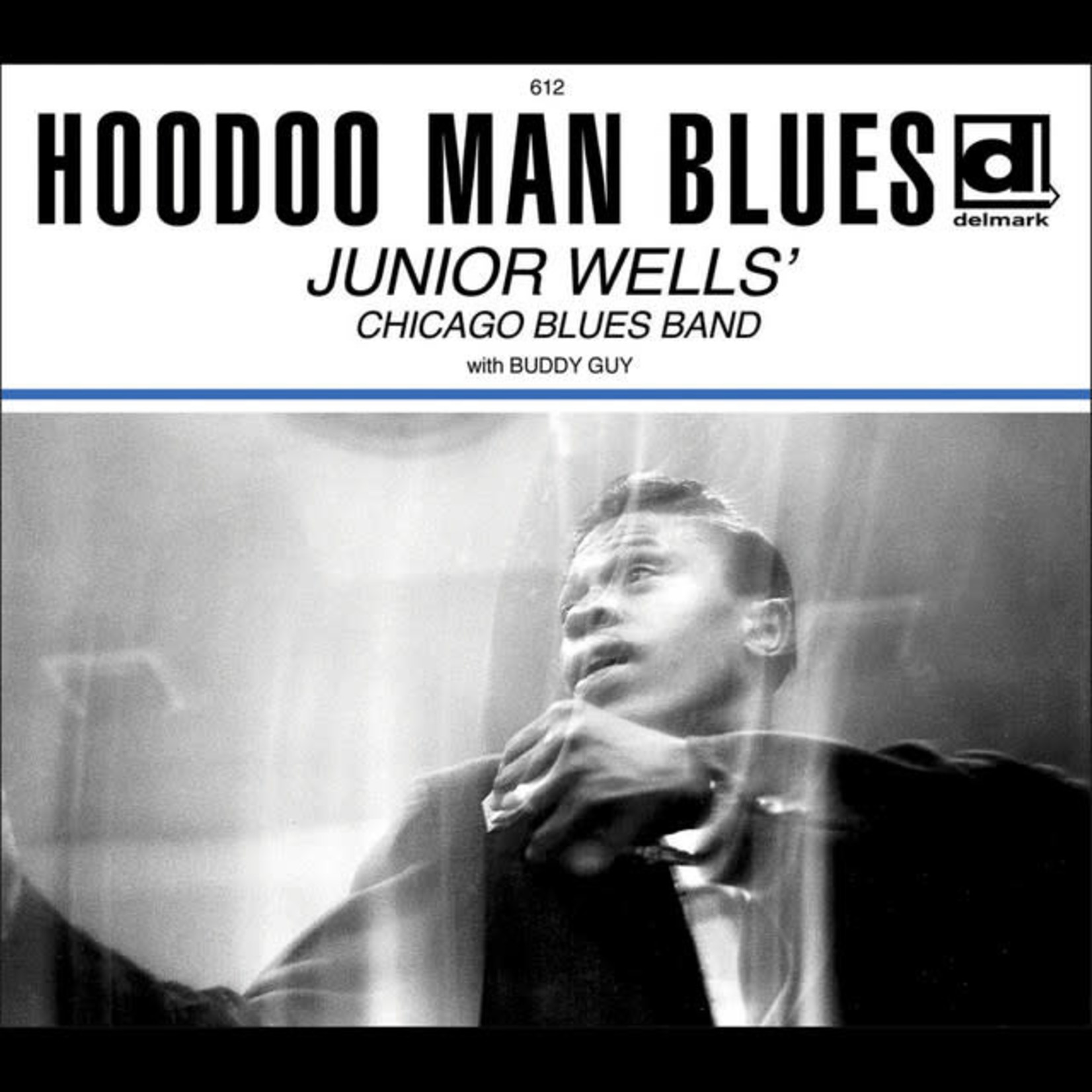 Vinyl Junior Wells - Hoodoo Man Blues