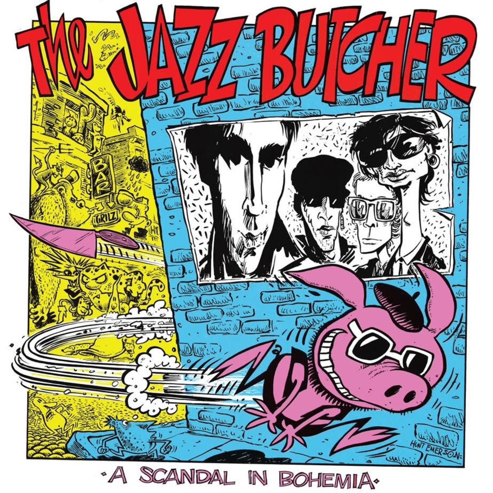 Vinyl The Jazz Butcher - A Scandal In Bohemia