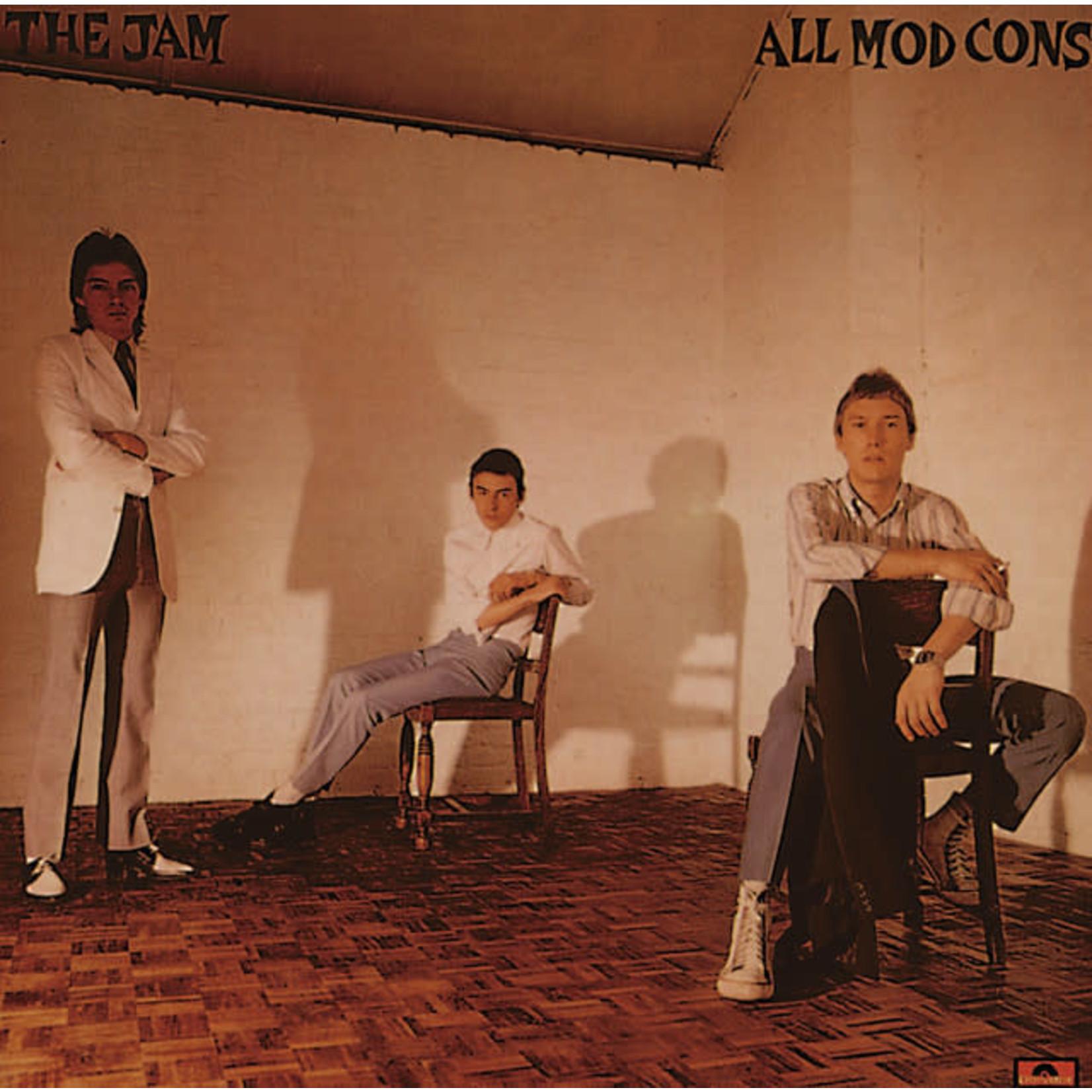 Vinyl The Jam - All Mod Cons
