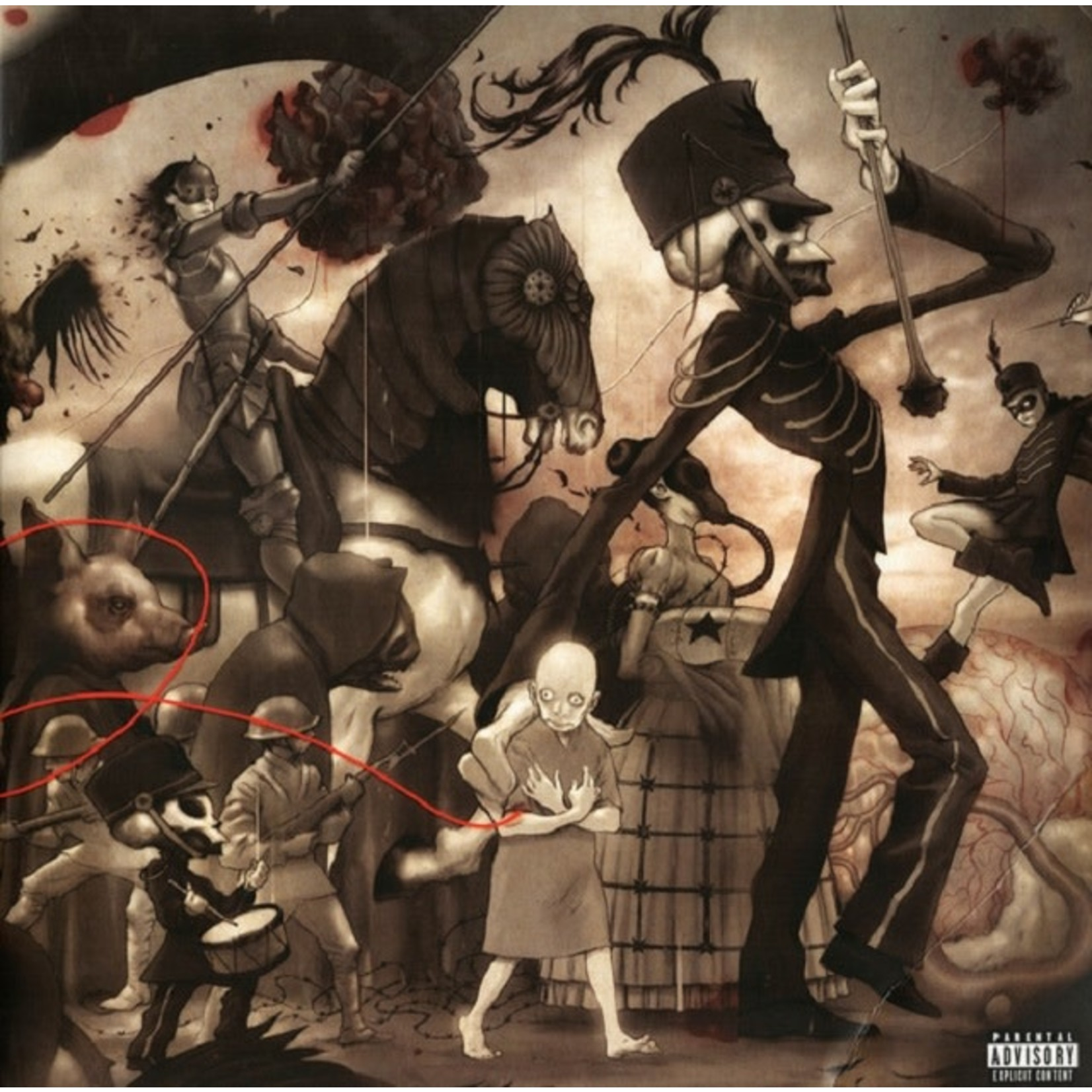 Vinyl My Chemical Romance - The Black Parade