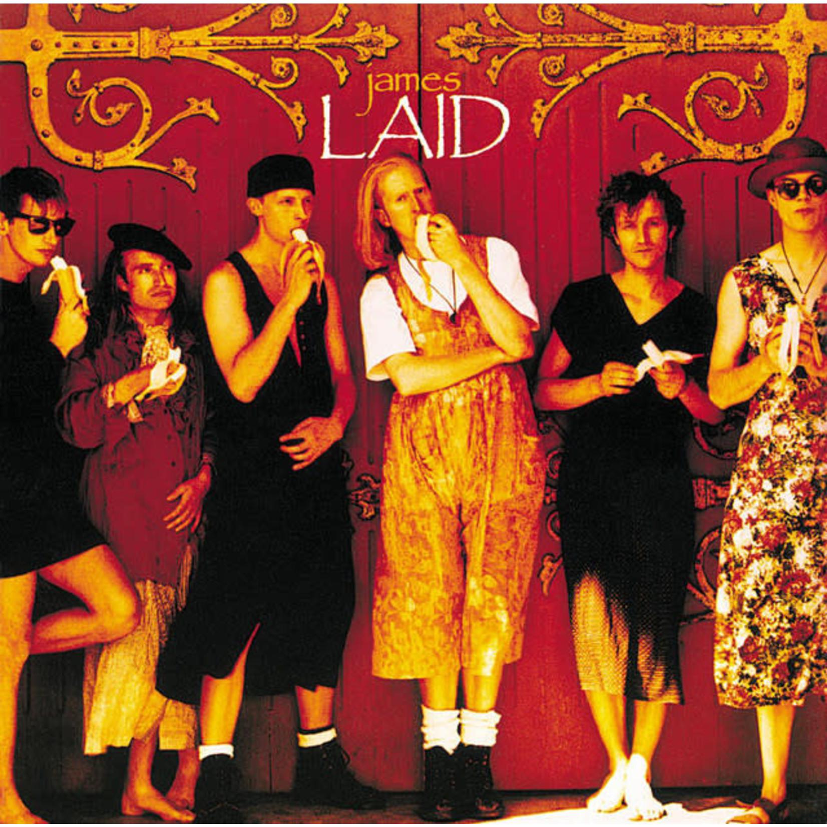 Vinyl James - Laid