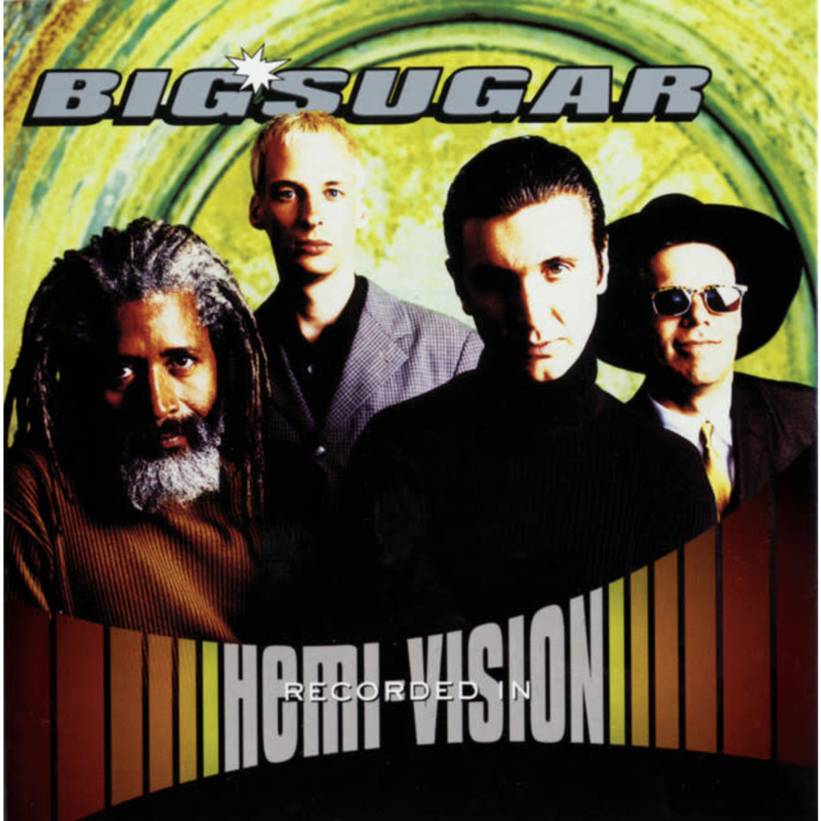 Vinyl Big Sugar - Hemi-Vision