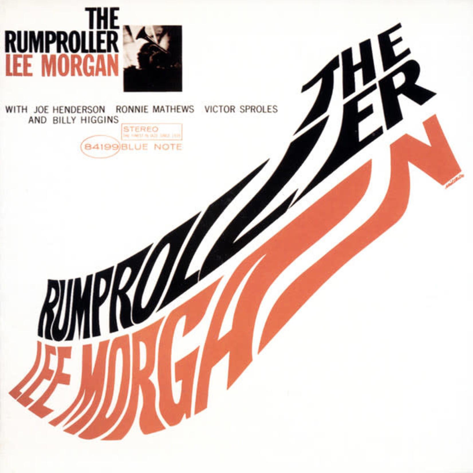 Vinyl Lee Morgan - The Rumproller