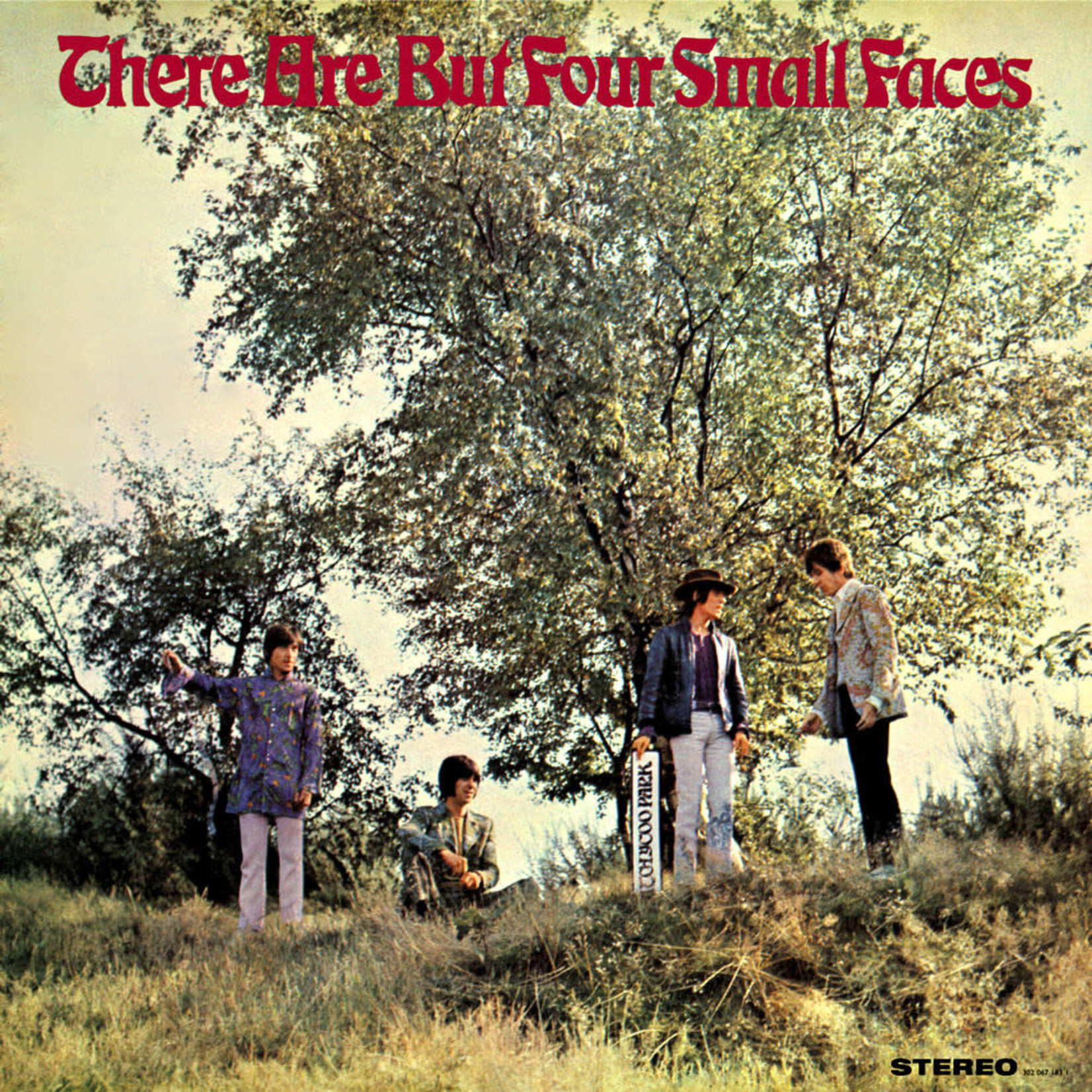 Vinyl Small Faces - There Are But Four Small Faces