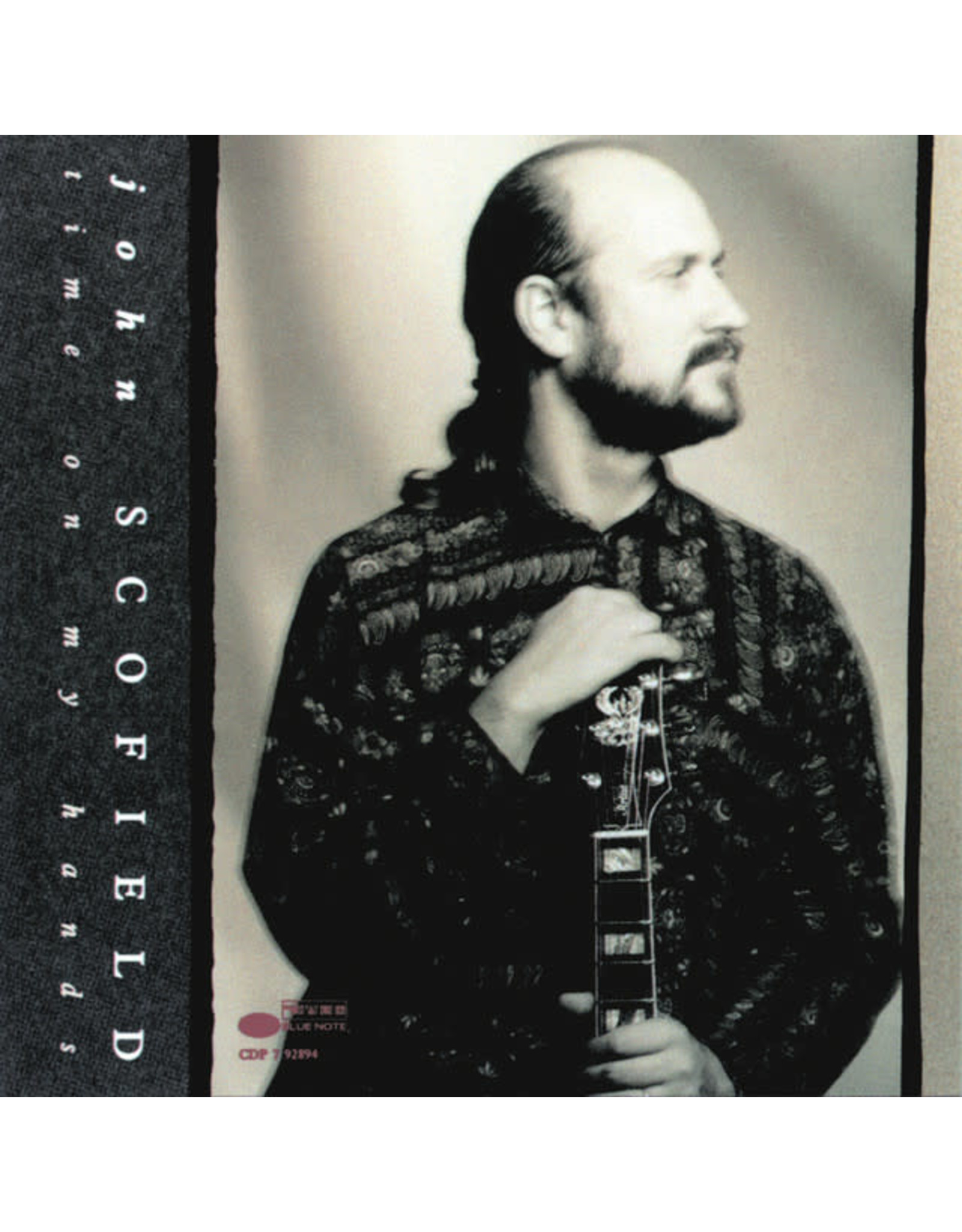 Vinyl John Scofield - Time on my Hands