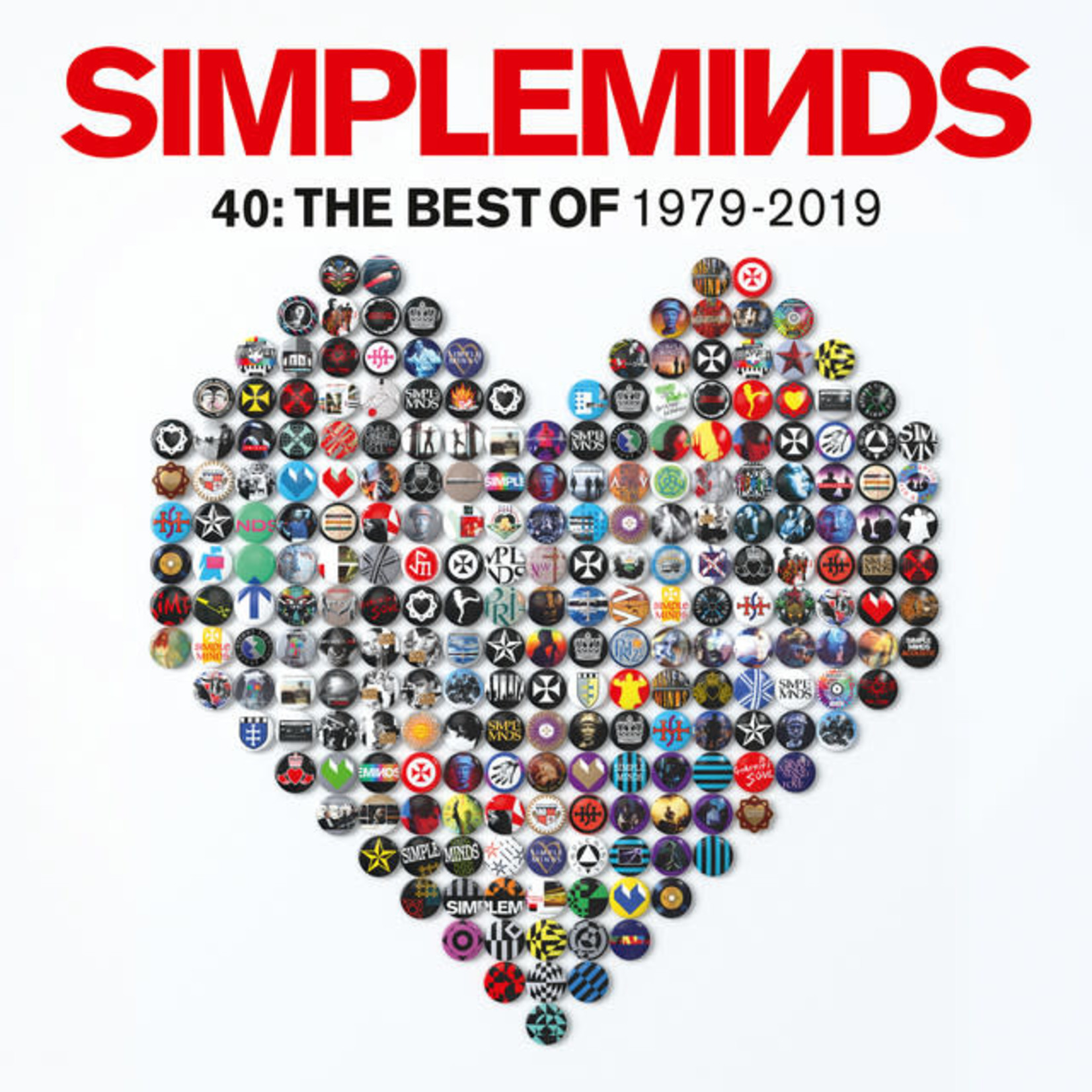Vinyl Simple Minds - The Best Of 1979-2019