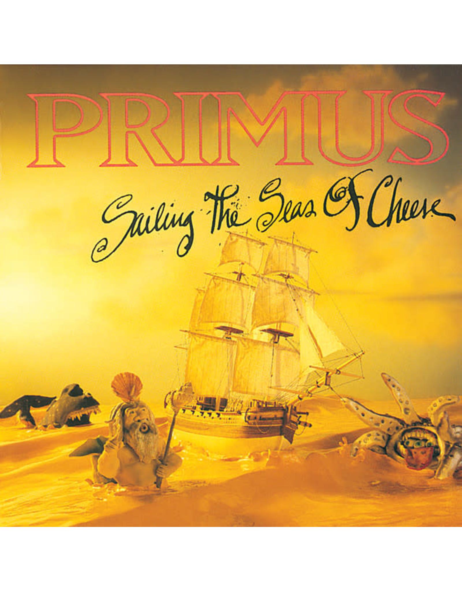 Vinyl Primus - Sailing The Seas Of Cheese
