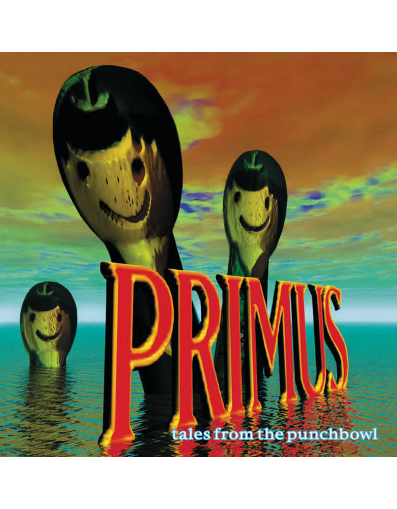Vinyl Primus - Tales from the Punchbowl