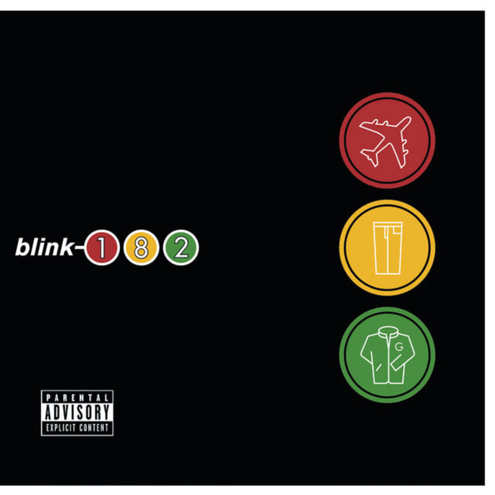 Vinyl Blink 182 - Take Off Your Pants And Jacket