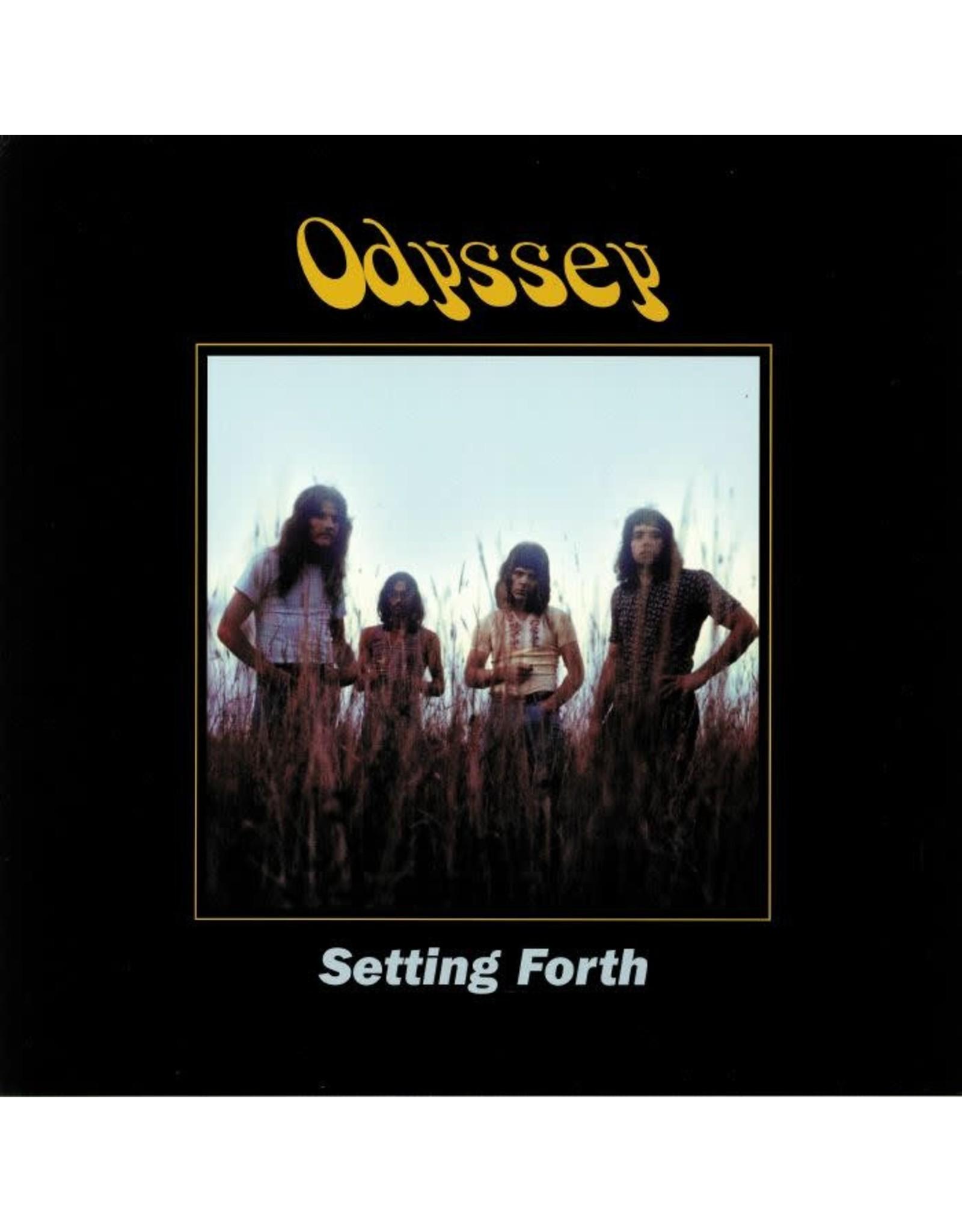 Vinyl Odyssey - Setting Forth