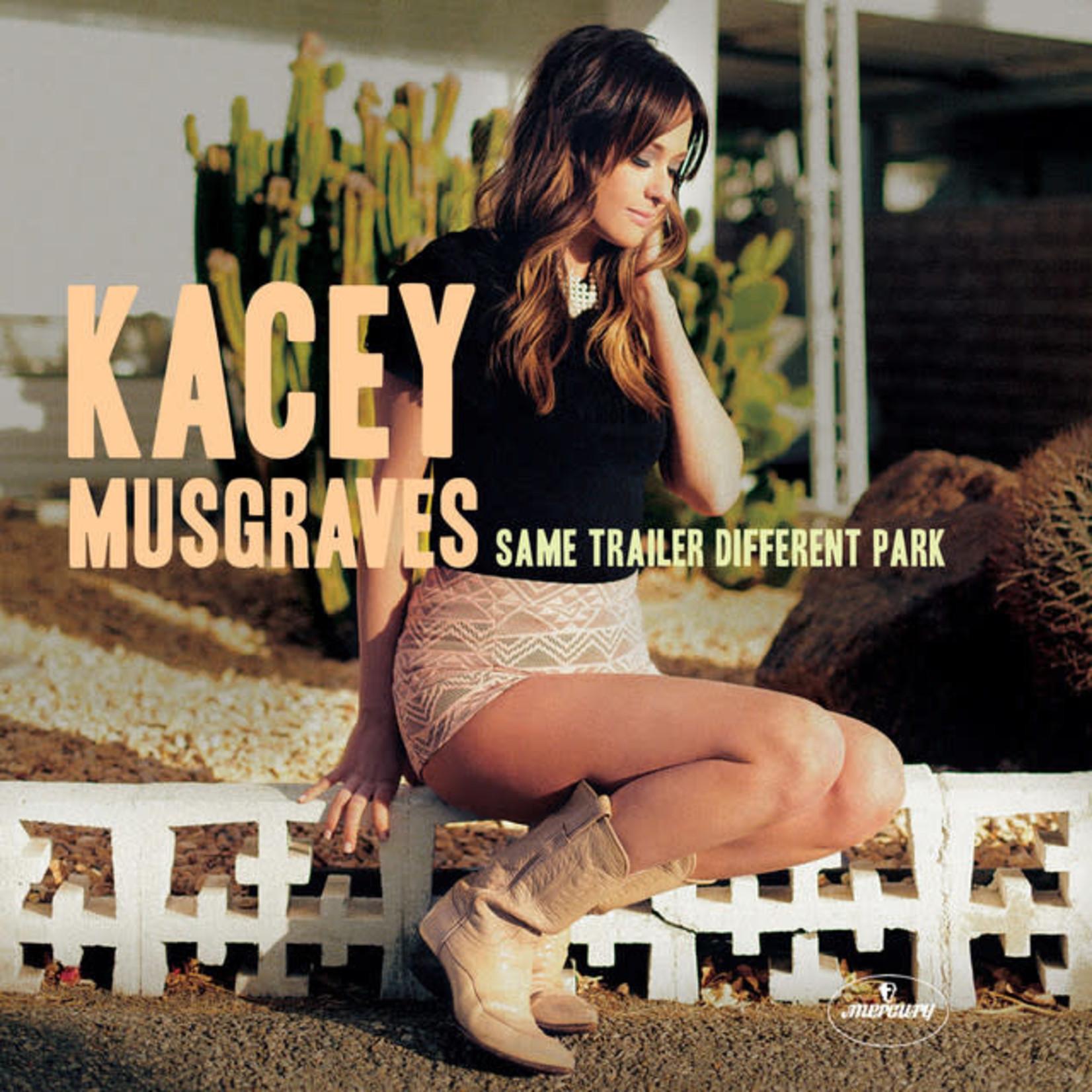 Vinyl Kacey Musgraves - Same Trailer Different Park