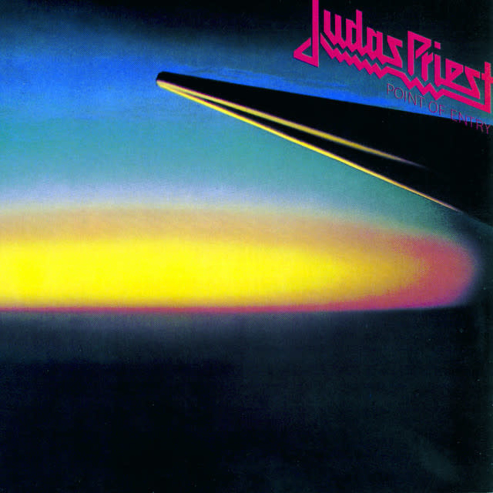Vinyl Judas Priest - Point Of Entry