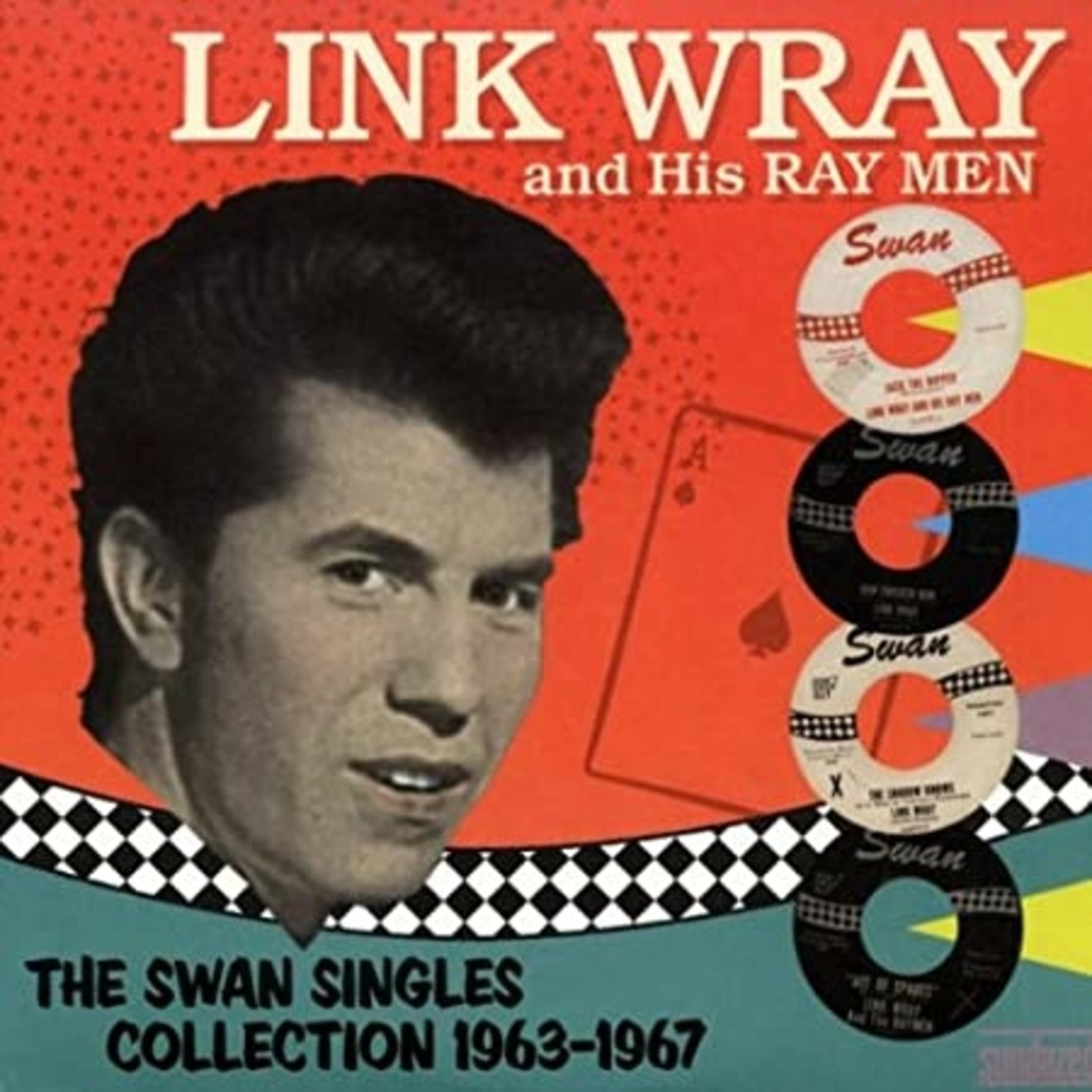 Vinyl Link Wray - The Swan Singles Collection 1963-1967. $$