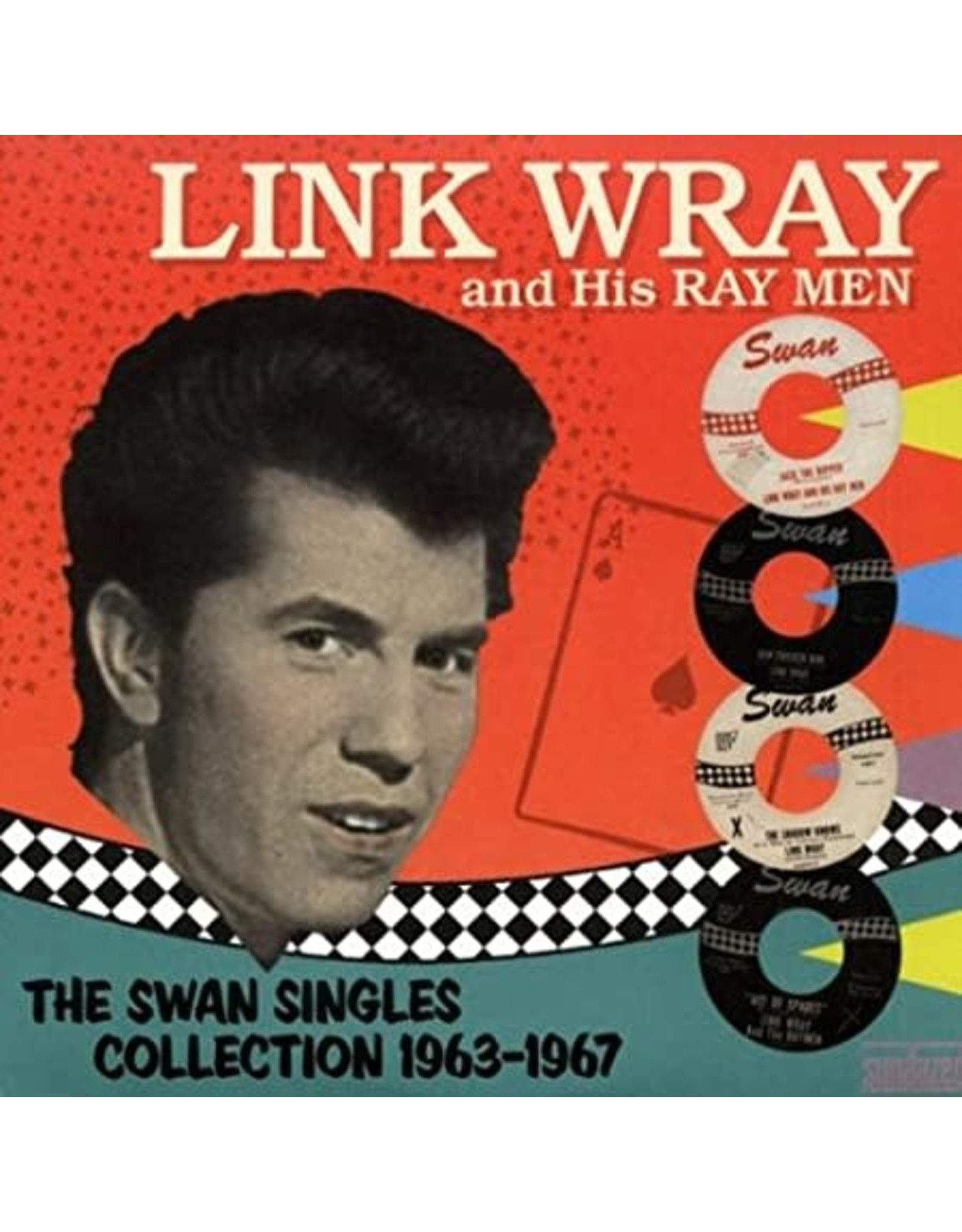 Vinyl Link Wray - The Swan Singles Collection 1963-1967