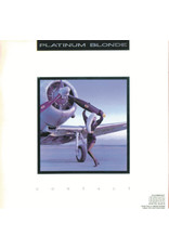 Vinyl Platinum Blonde - Contact.  Final Sale