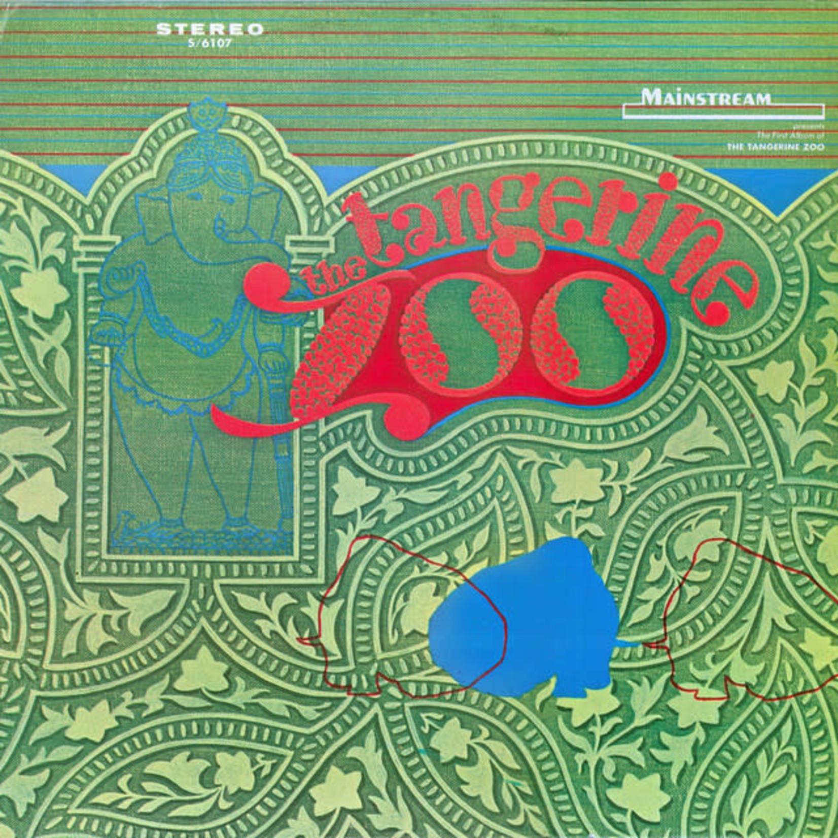 Vinyl The Tangerine Zoo - ST