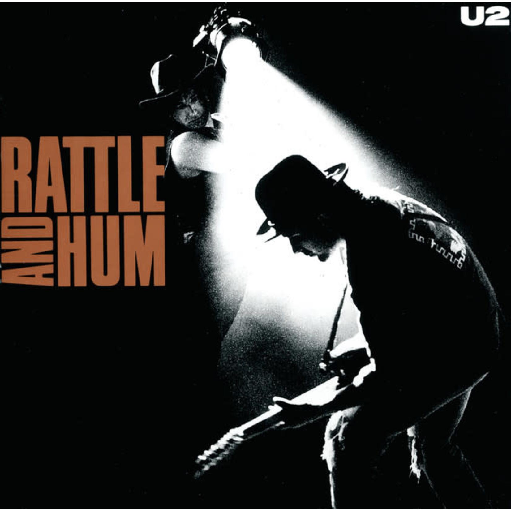 Vinyl U2 - Rattle and Hum