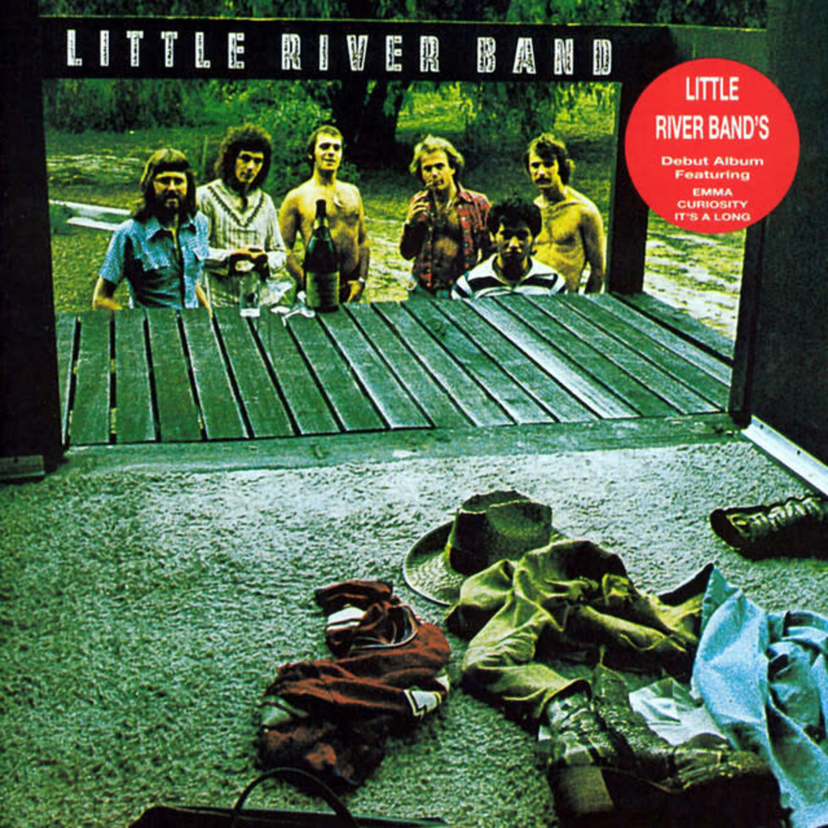 Vinyl Little River Band - S/T
