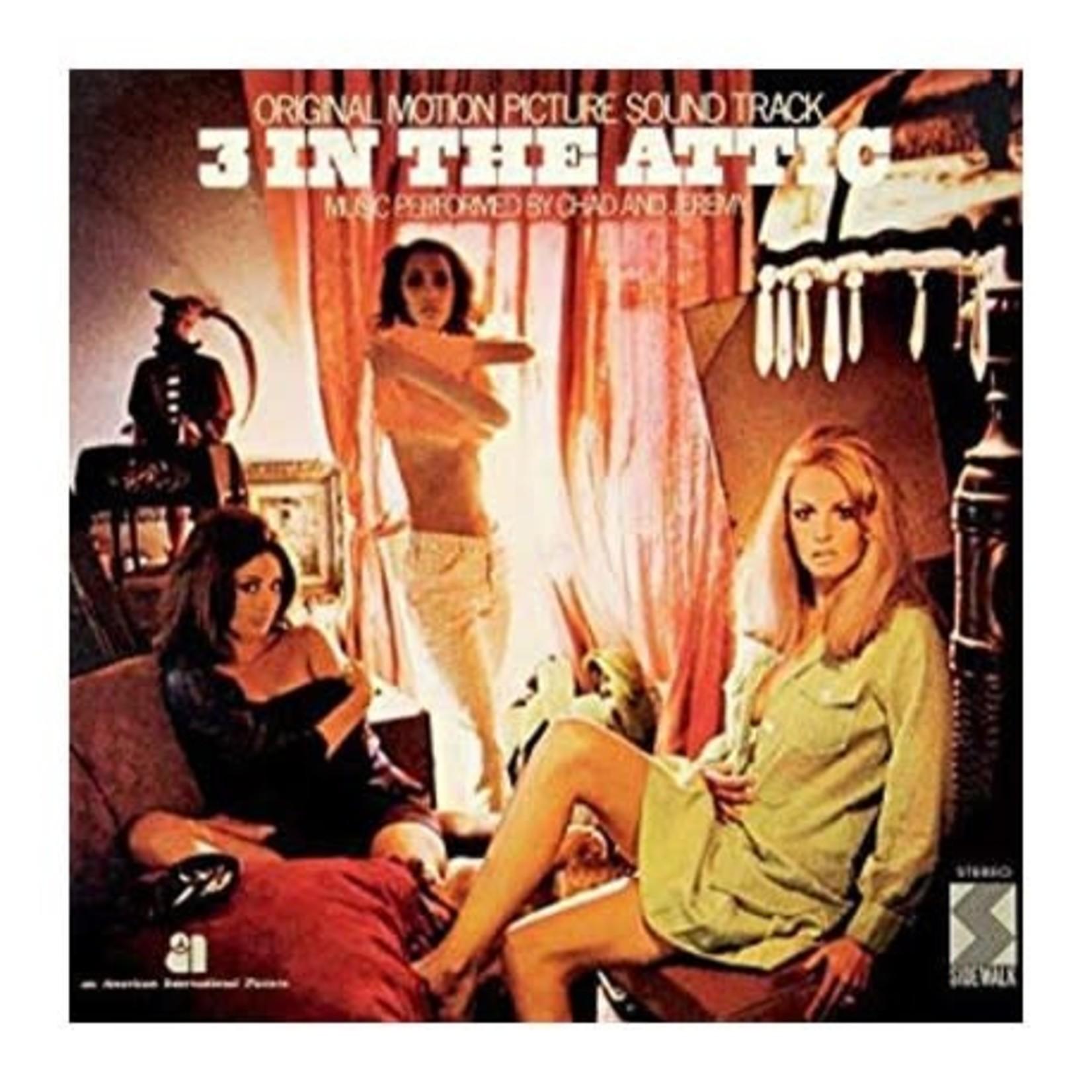 Vinyl 3 In The Attic - Soundtrack  $$