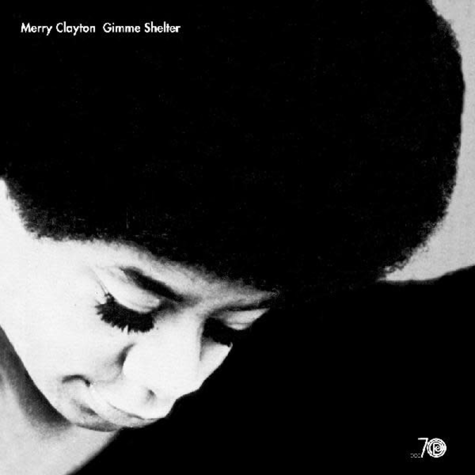 "Vinyl Merry Clayton - Gimme Shelter (Limited Black & White ""Gray Eye"" Vinyl Edition)"