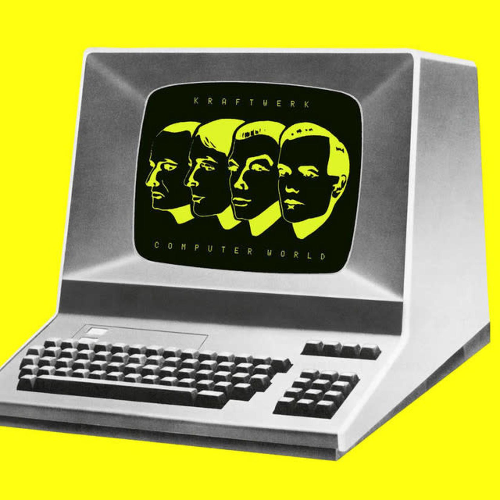 Vinyl Kraftwerk - Computer World