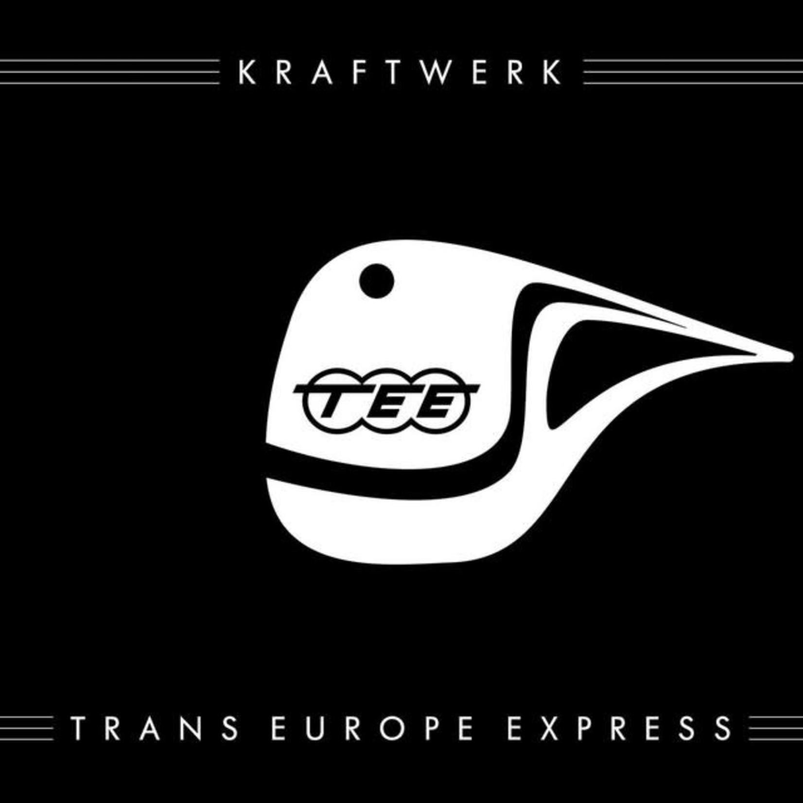 Vinyl Kraftwerk - Trans Europe Express