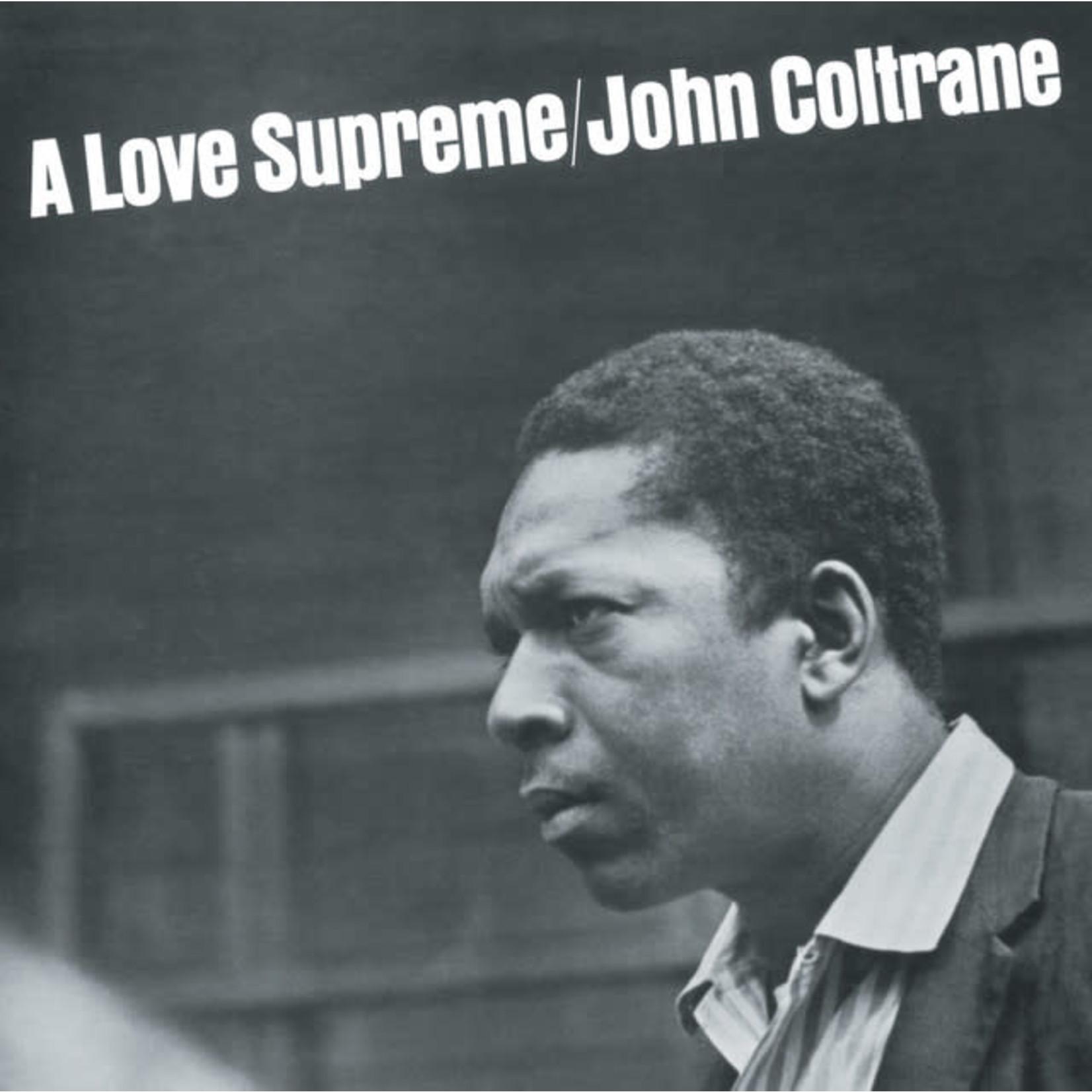 Vinyl John Coltrane - A Love Supreme
