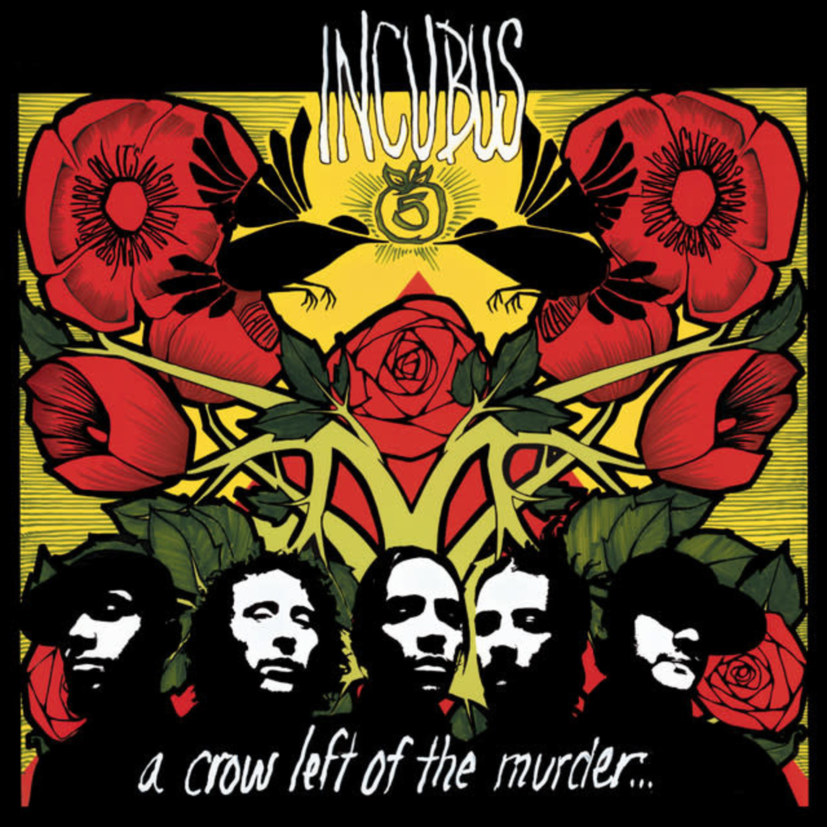 Vinyl Incubus - A Crow Left Of The Muder