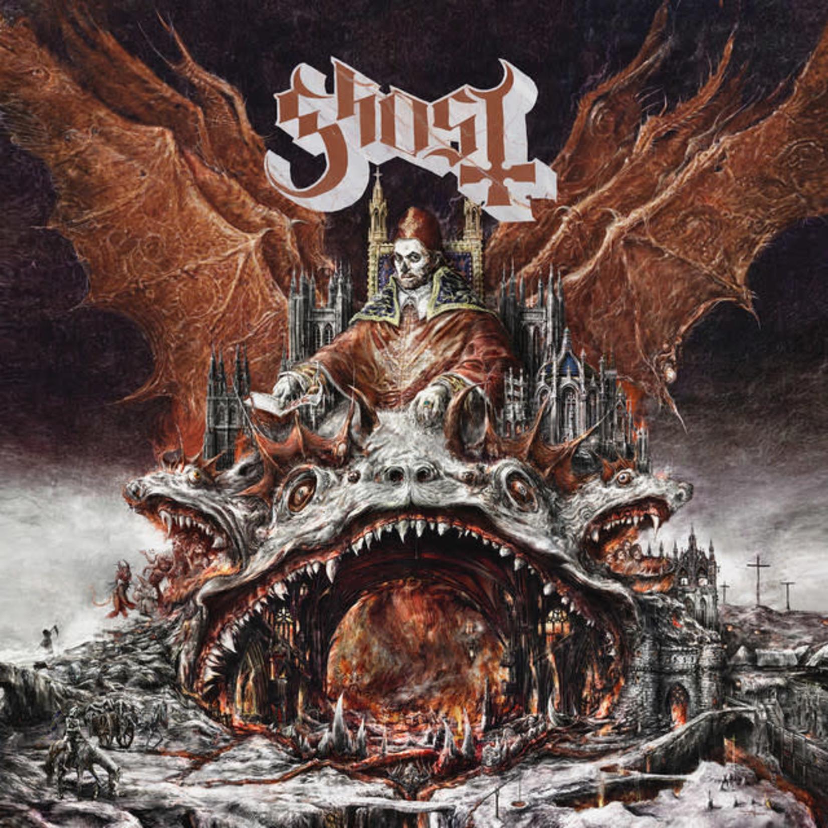 Vinyl Ghost - Prequelle