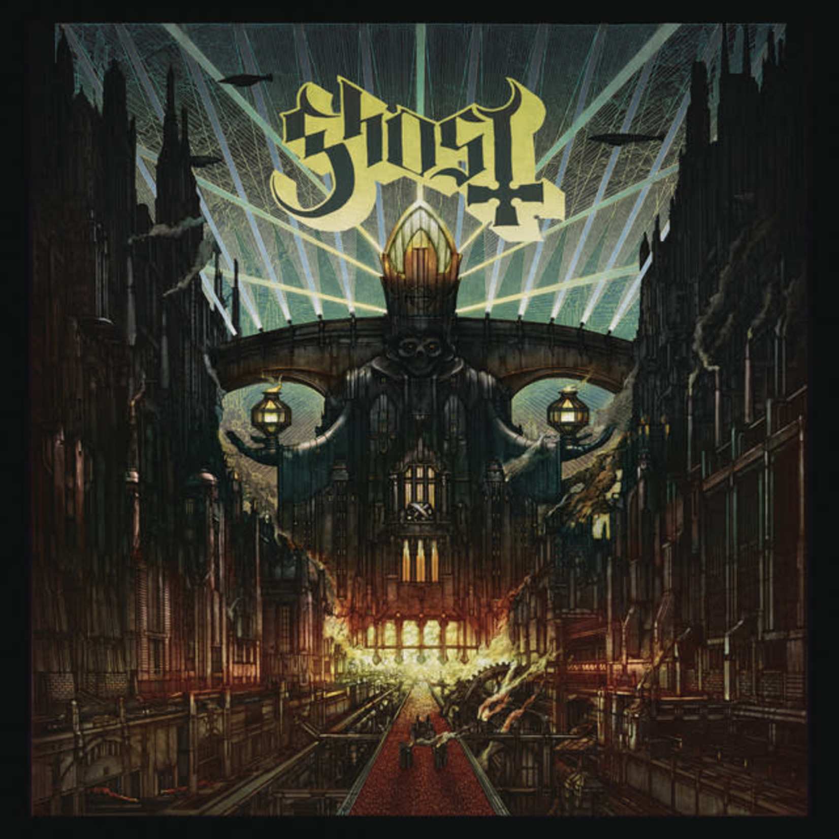 Vinyl Ghost - Meliora