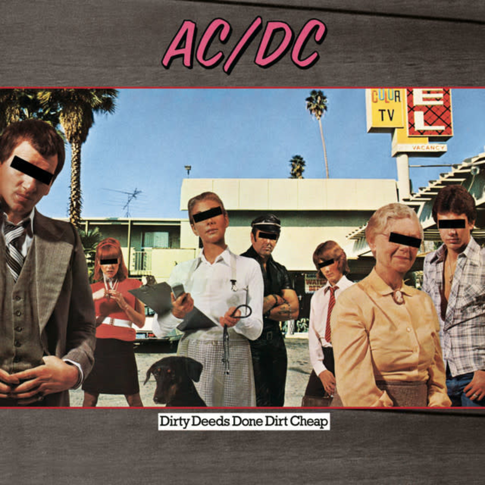 Vinyl AC/DC - Dirty Deeds Done Dirt Cheap