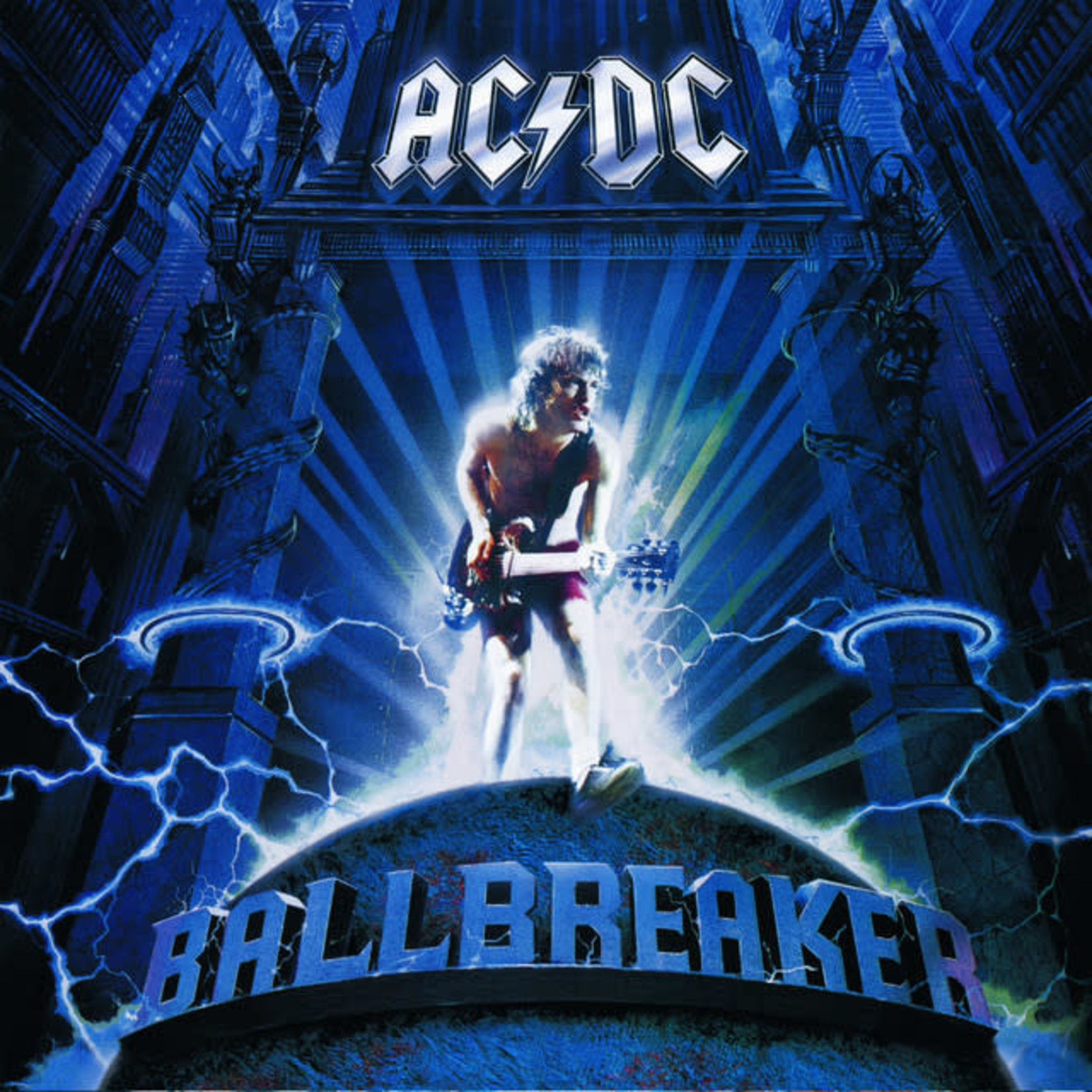 Vinyl AC/DC - Ballbreaker